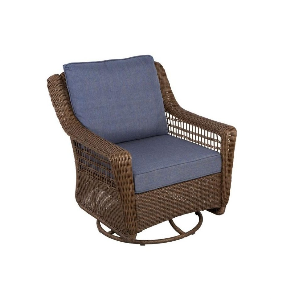 Newest Livingroom : All Weather Wicker Rocking Chairs Adirondack Chair Inside Wicker Rocking Chairs Sets (View 8 of 20)