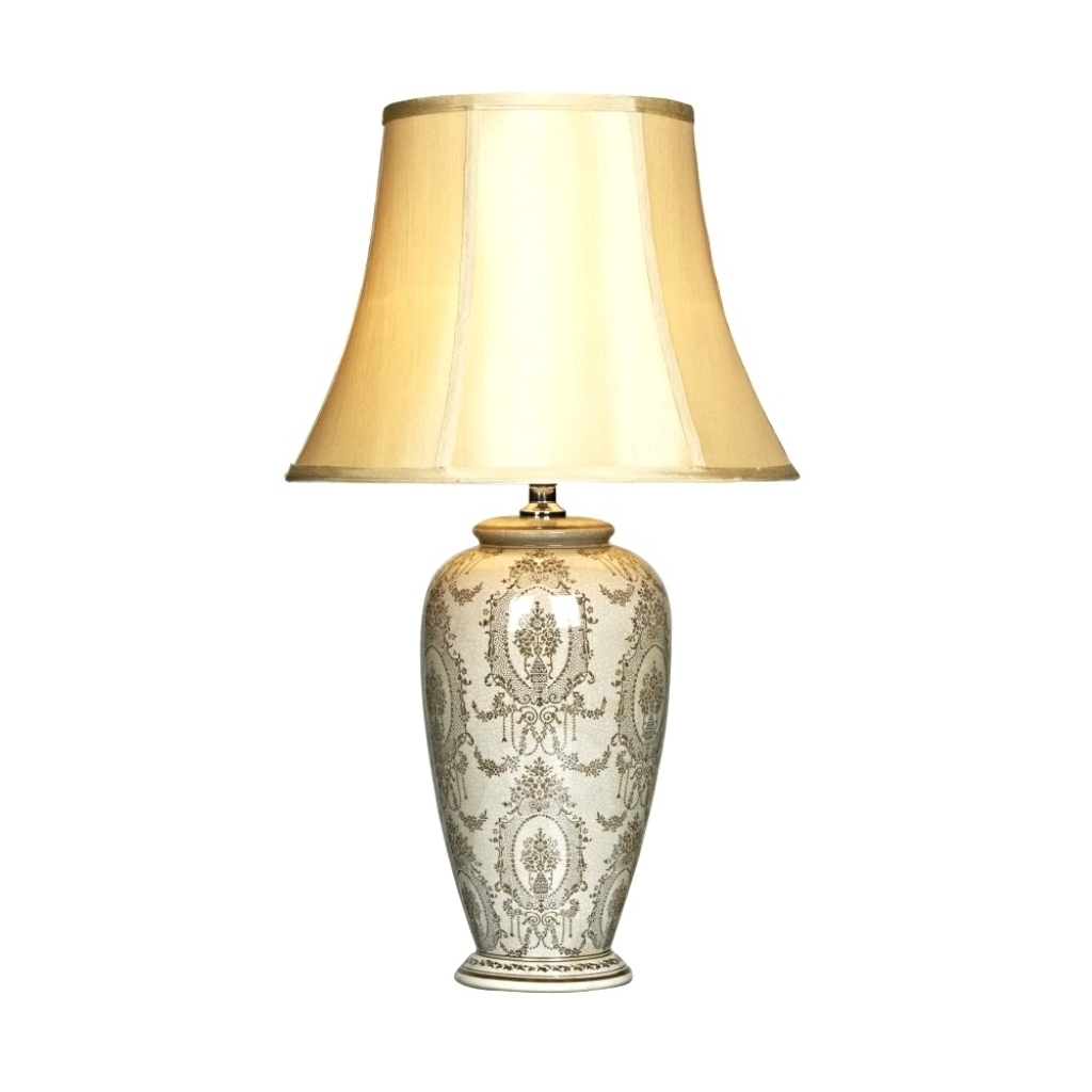 Newest Table Lamps For Traditional Living Room With Ceramic Table Lamps Uk White Modern For Living Room Contemporary (Gallery 14 of 20)