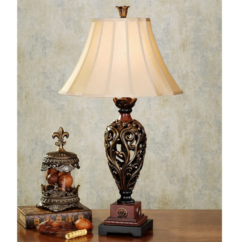 Newest Table Lamps For Traditional Living Room With Table Lamps For Living Room Traditional Home Design, Living Room (View 4 of 20)