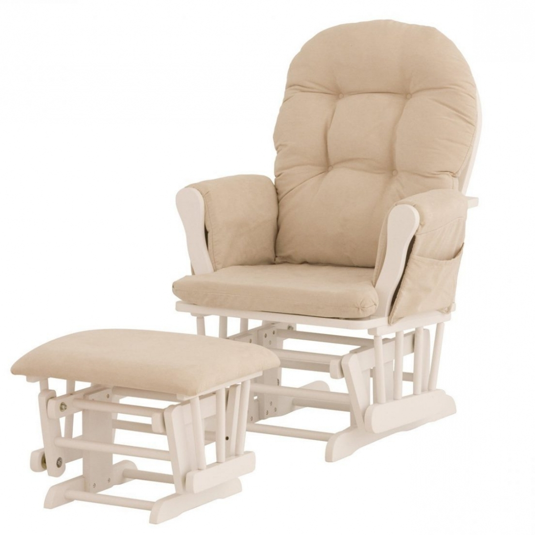Newest Unthinkable Nursery Rocking Chair With Ottoman Sofa Amazon Baby With Amazon Rocking Chairs (Gallery 4 of 20)