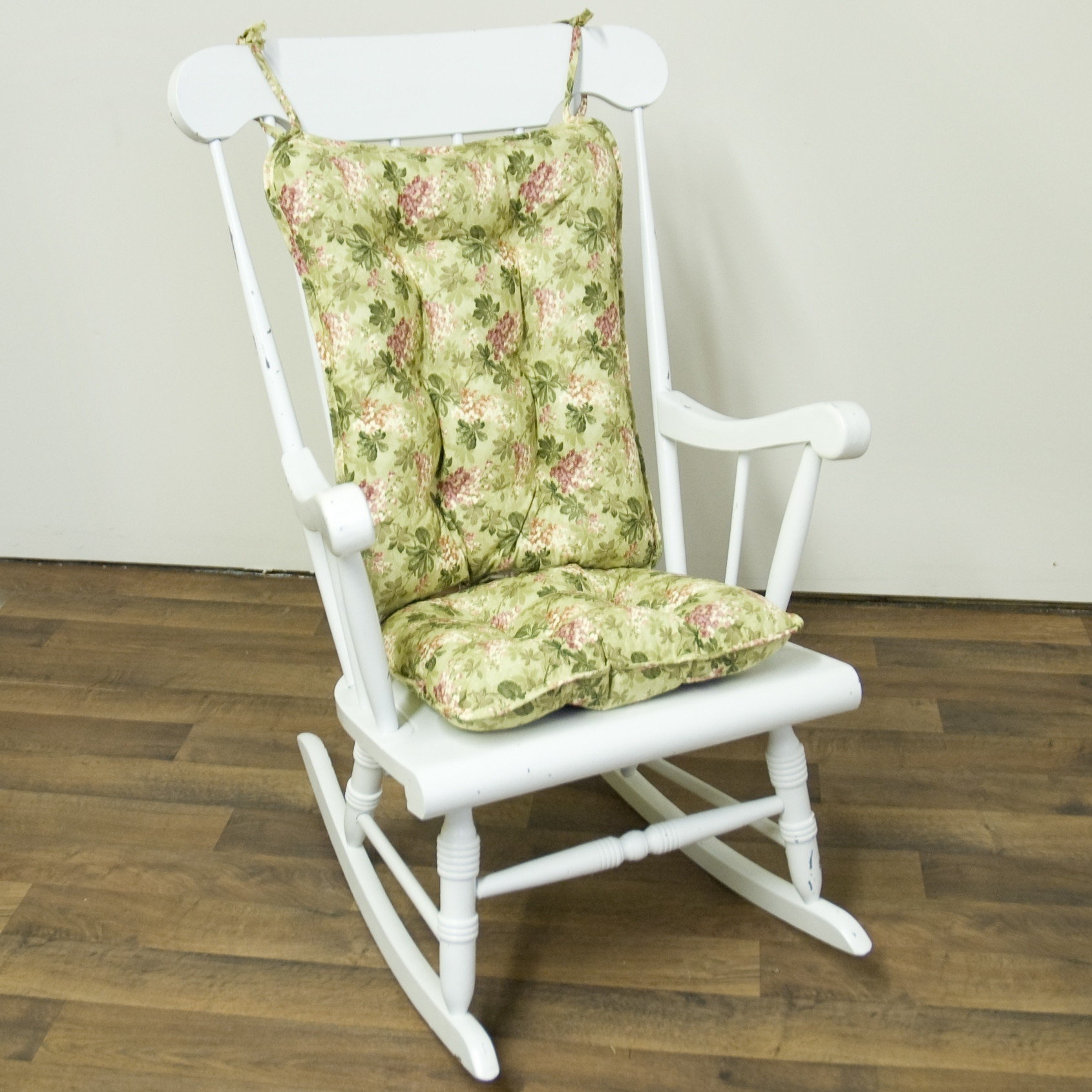 Outdoor Rocking Chair Cushions Flower : Beautiful Outdoor Rocking Throughout Most Up To Date Rocking Chair Cushions For Outdoor (View 11 of 20)
