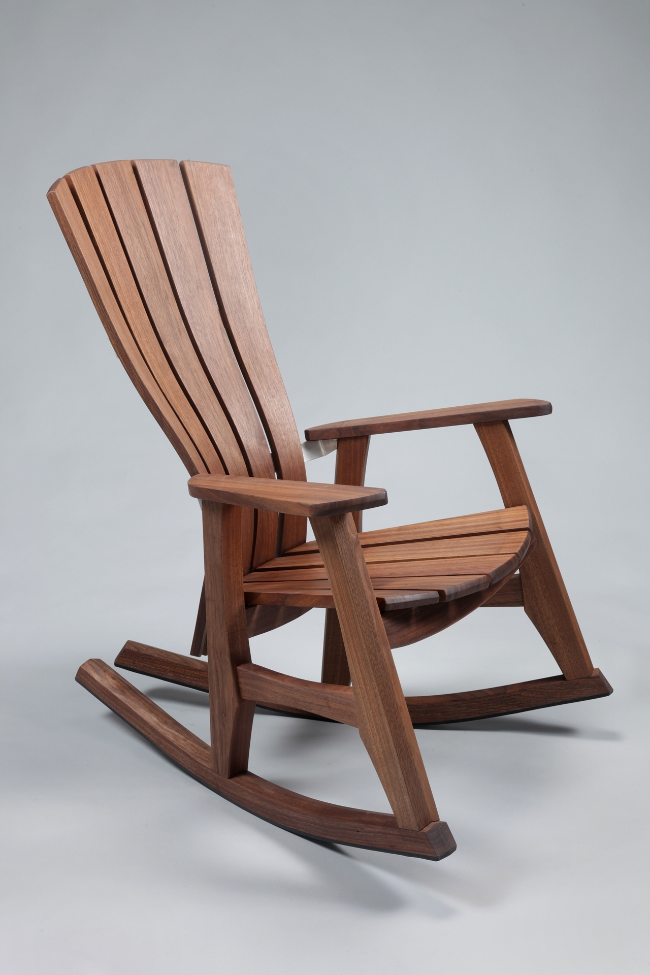 Outdoor Wooden Rocking Chairs Back : Pleasure Outdoor Wooden Rocking Regarding Popular Rocking Chair Outdoor Wooden (View 12 of 20)