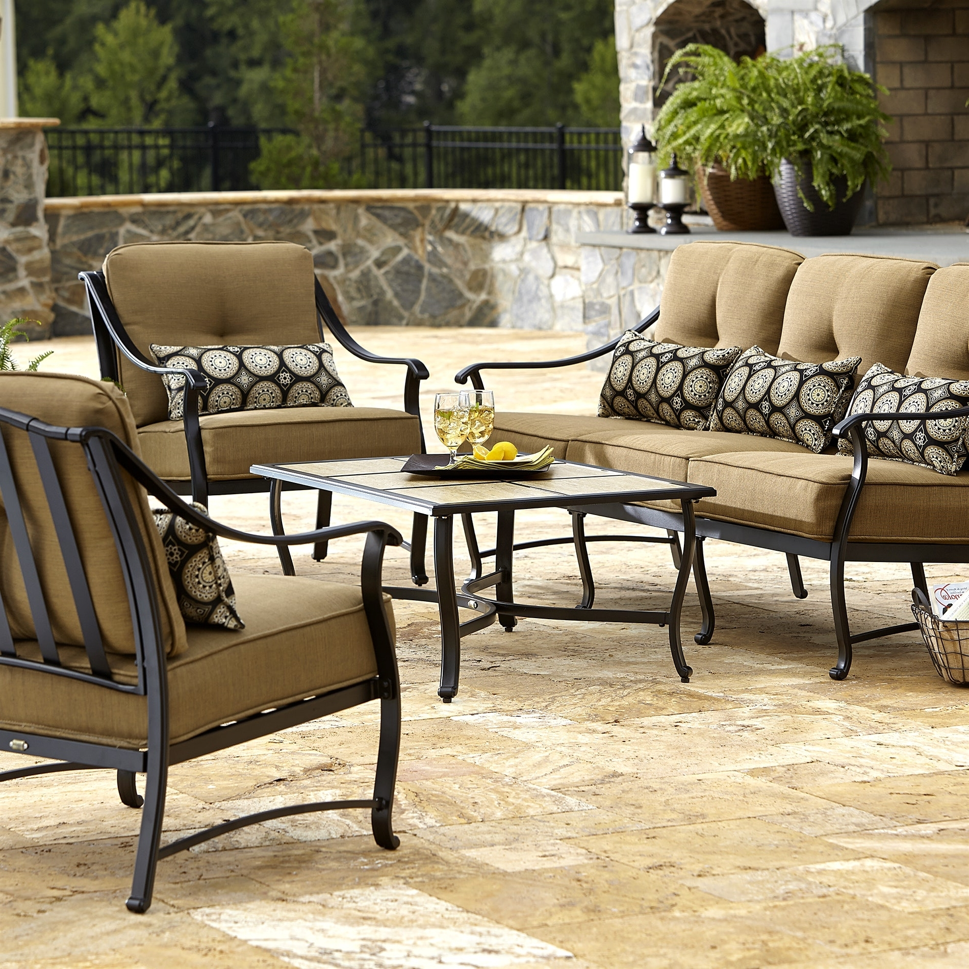 Patio Conversation Sets At Sears Regarding Most Popular 45 Sears Lazy Boy Patio Furniture, Lazy Boy Patio Furniturekbdphoto (View 14 of 20)