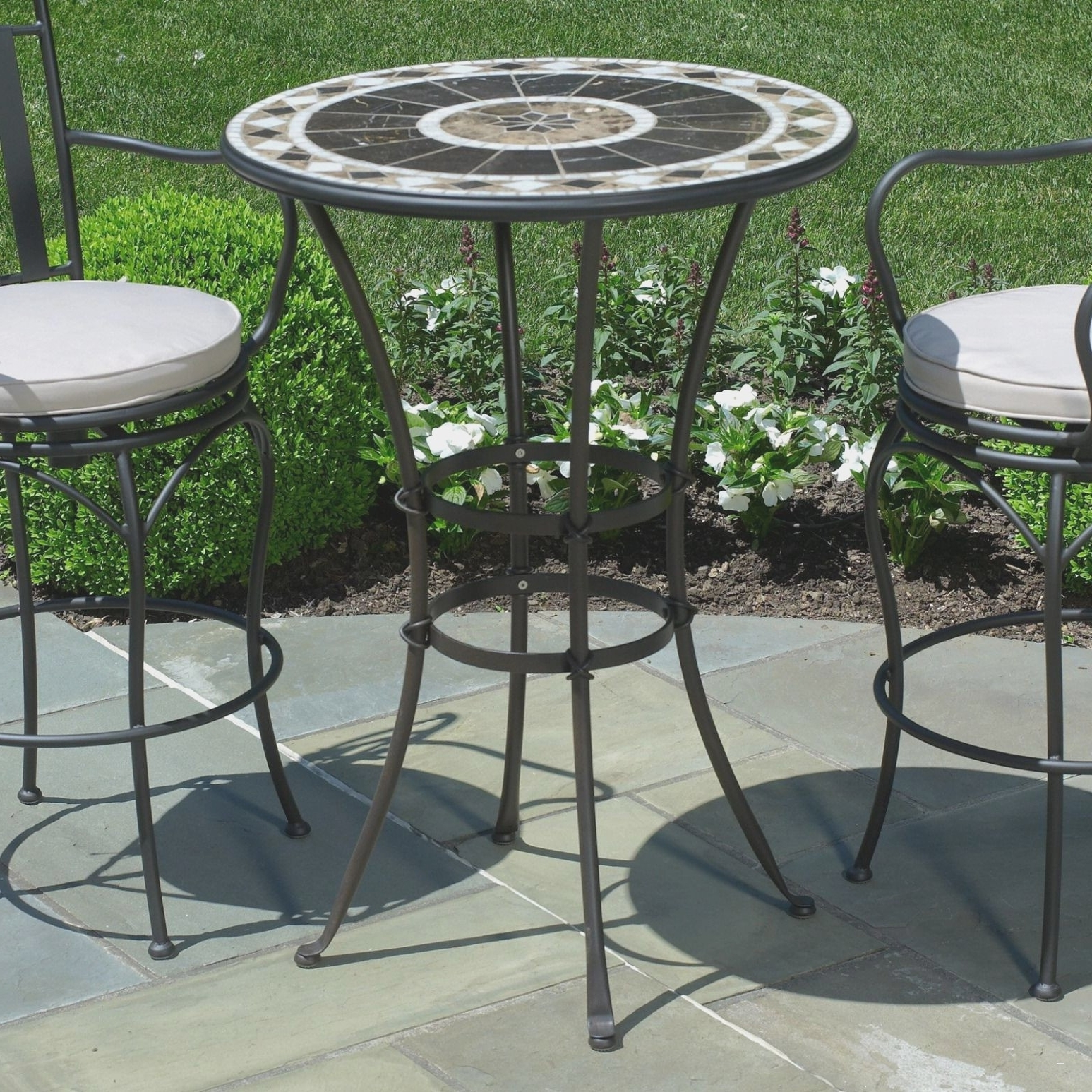 Patio Conversation Sets Under 200 For Fashionable Outdoor Furniture Bar Stools (View 14 of 20)