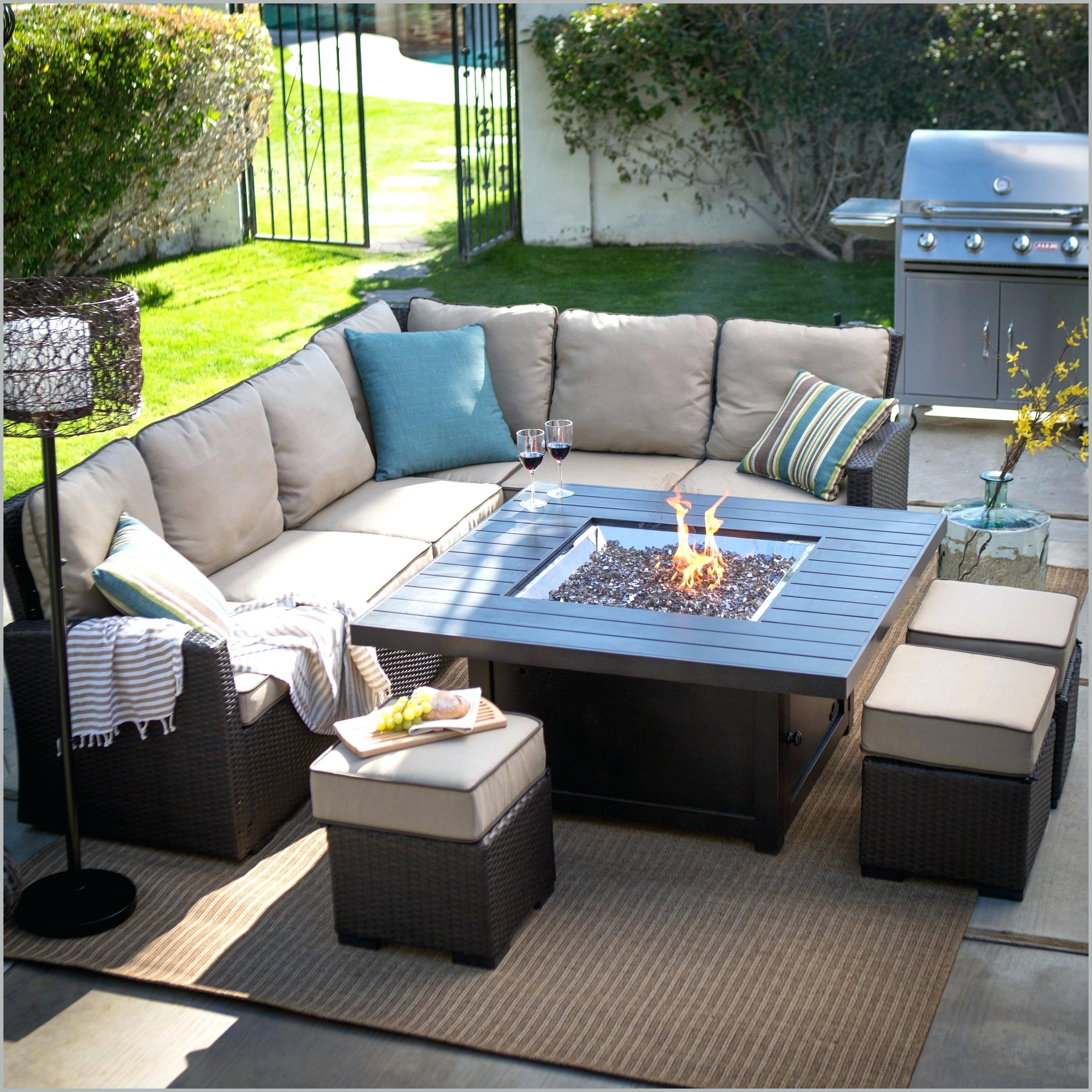 Patio Conversation Sets With Gas Fire Pit With Most Recently Released Patio Conversation Sets Wicker Sale With Gas Fire Pit Set Canada (View 16 of 20)