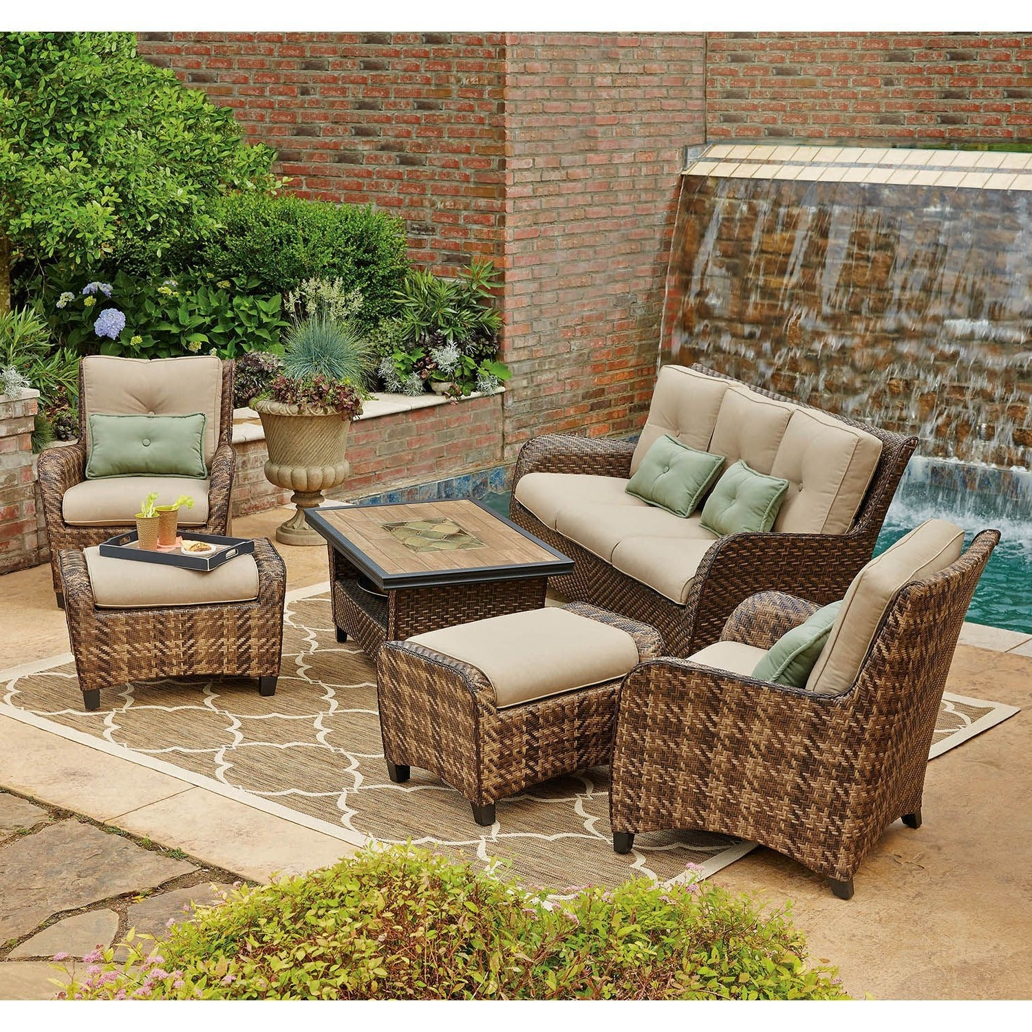 Patio Design Central For Kohl's Patio Conversation Sets (View 13 of 20)