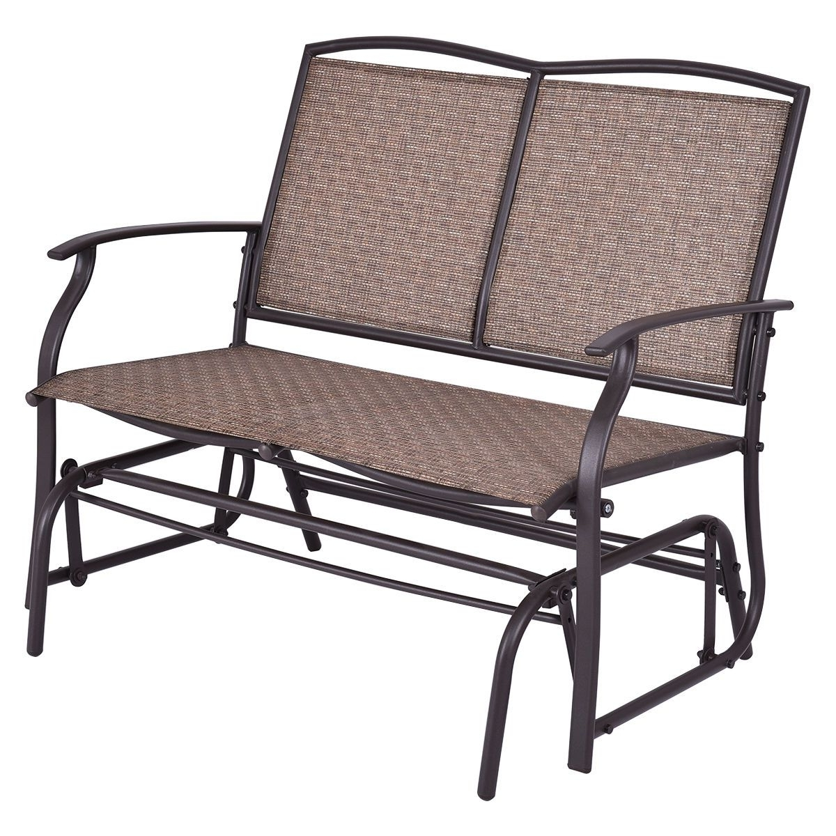 Patio Glider, Gliders Regarding 2019 Rona Patio Rocking Chairs (View 9 of 20)