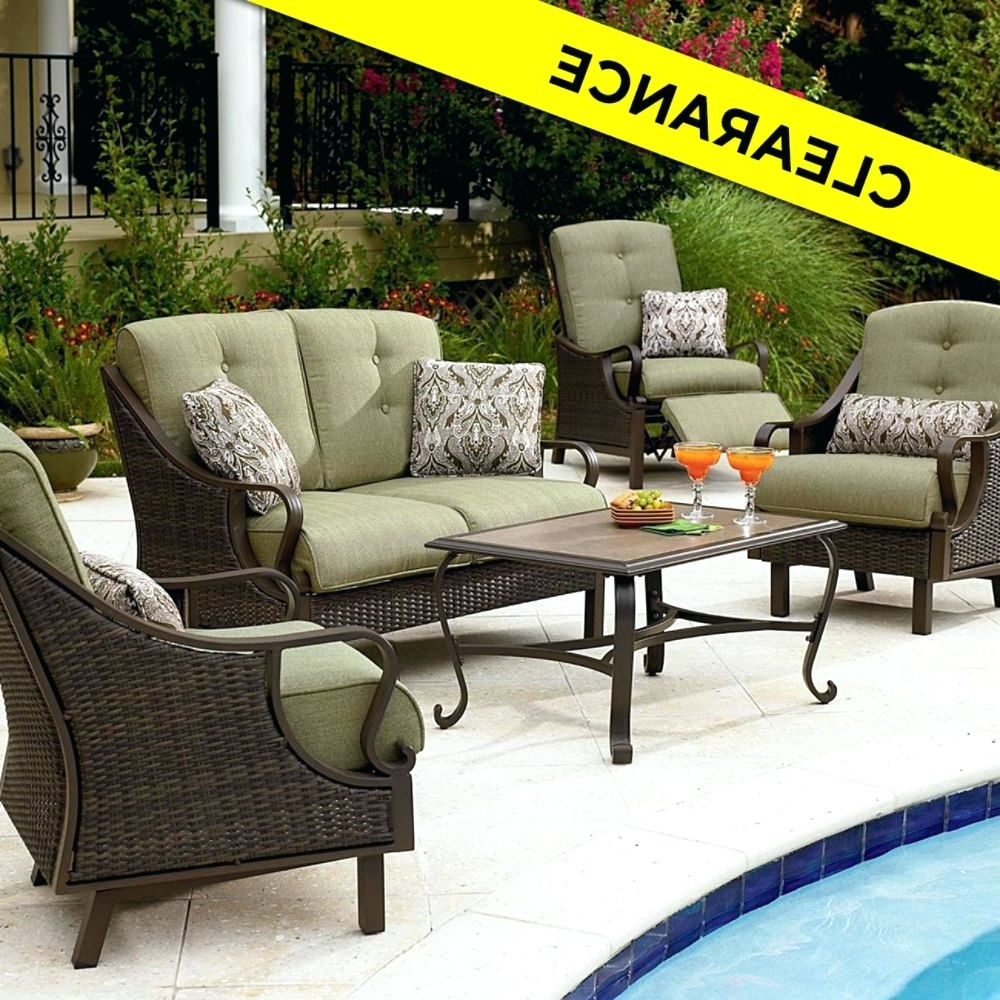 Patio Ideas ~ Outdoor Patio Sets With Fire Pit Conversation Patio With Regard To Best And Newest Martha Stewart Conversation Patio Sets (View 18 of 20)