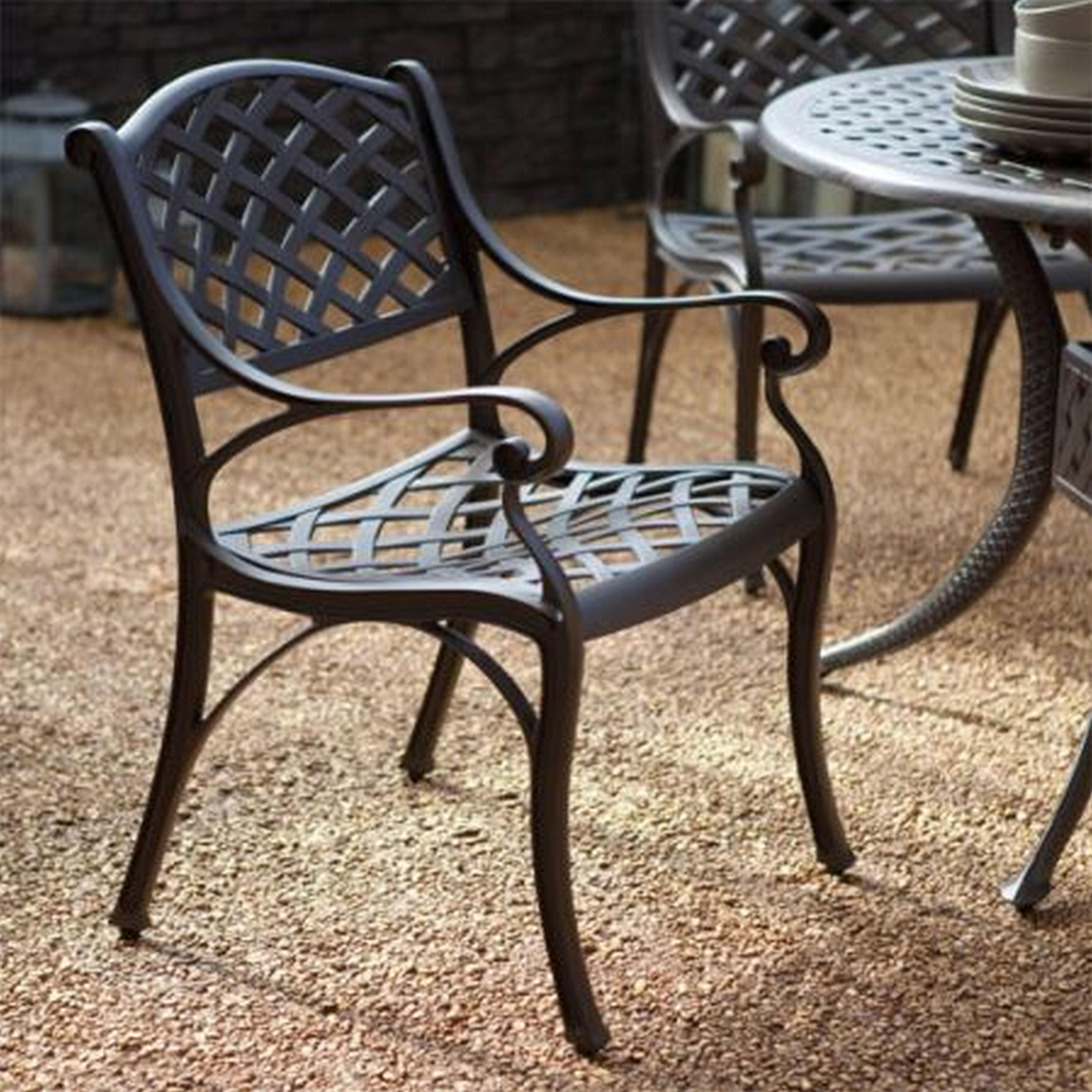 Patio : Patio Aluminium Furniture Aluminum Rocking Chair Swivel Within Trendy Black Aluminum Patio Conversation Sets (View 11 of 20)