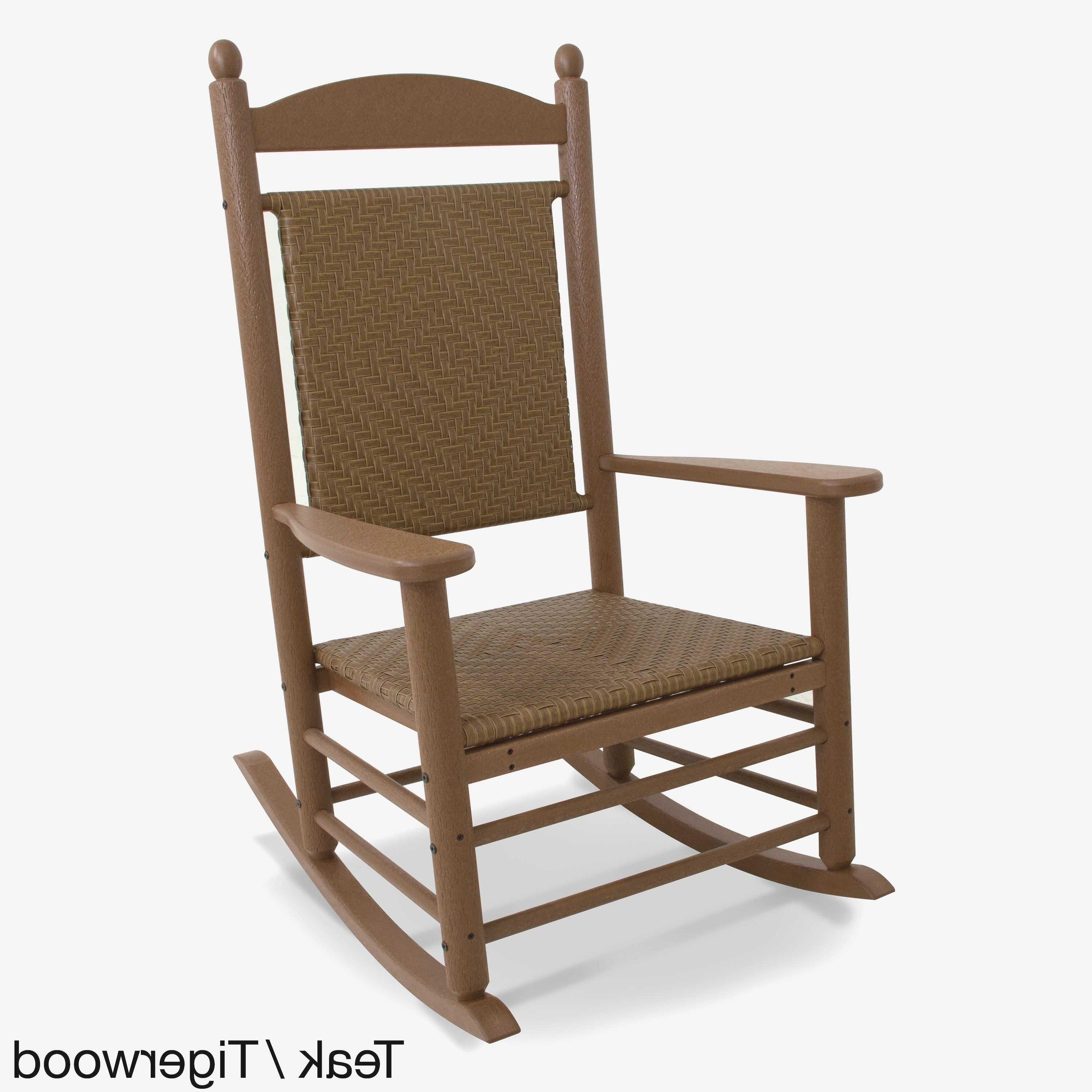 Patio Rocking Chairs With Covers Within Well Known Chair : Beautiful Outdoor Patio Rocking Chairs Lovely Polywood (View 16 of 20)
