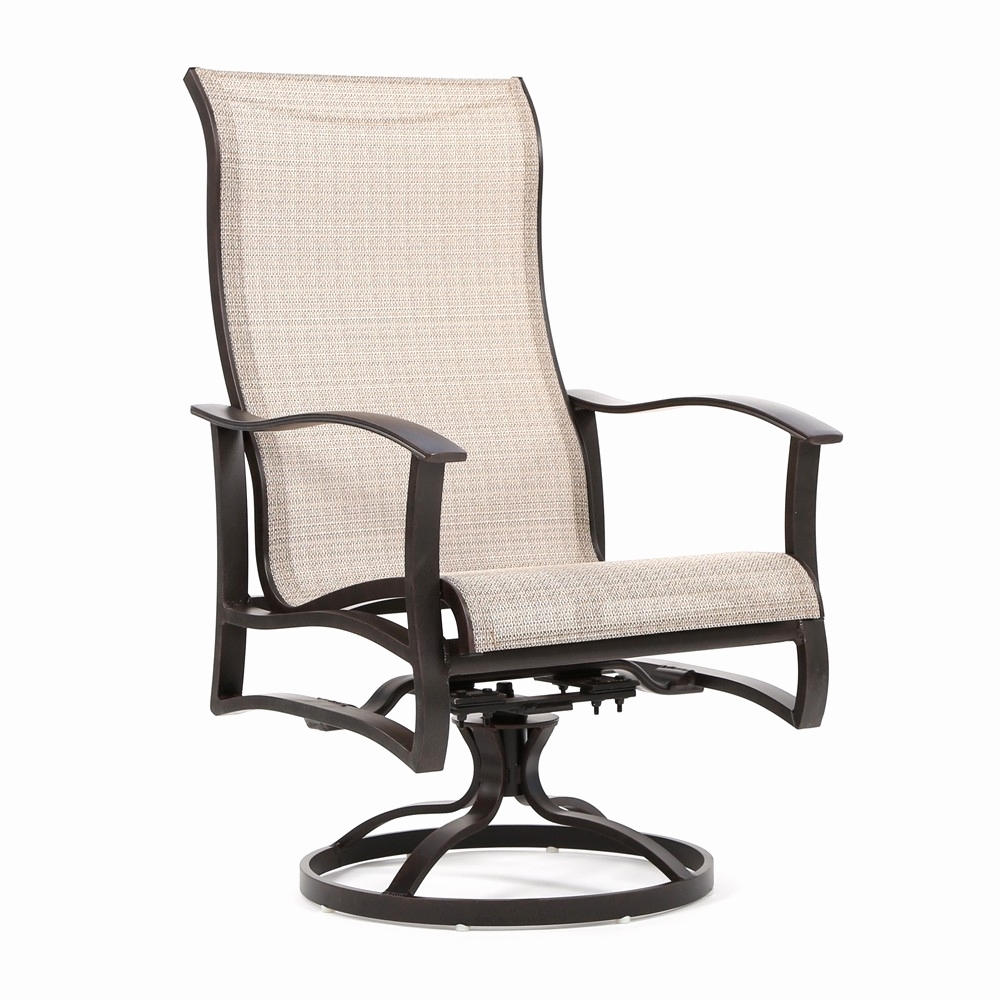 Patio Sling Rocking Chairs Regarding Most Up To Date Introducing Outdoor Furniture Swivel Rocker Patio Rocking Chairs (View 12 of 20)