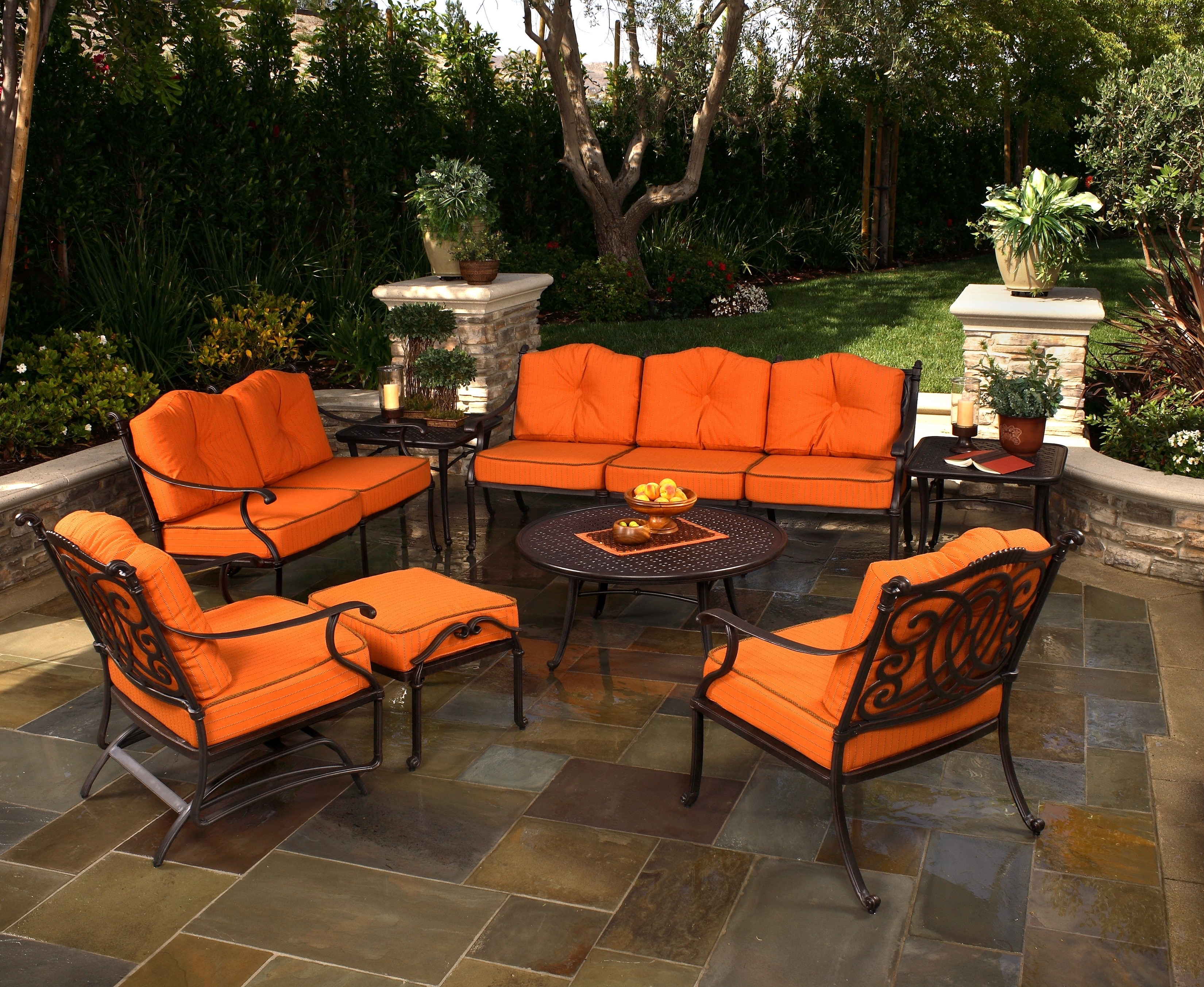 Patio : Vallejo Deep Seating What To Know Before You Purchase An With 2018 Deep Seating Patio Conversation Sets (View 17 of 20)