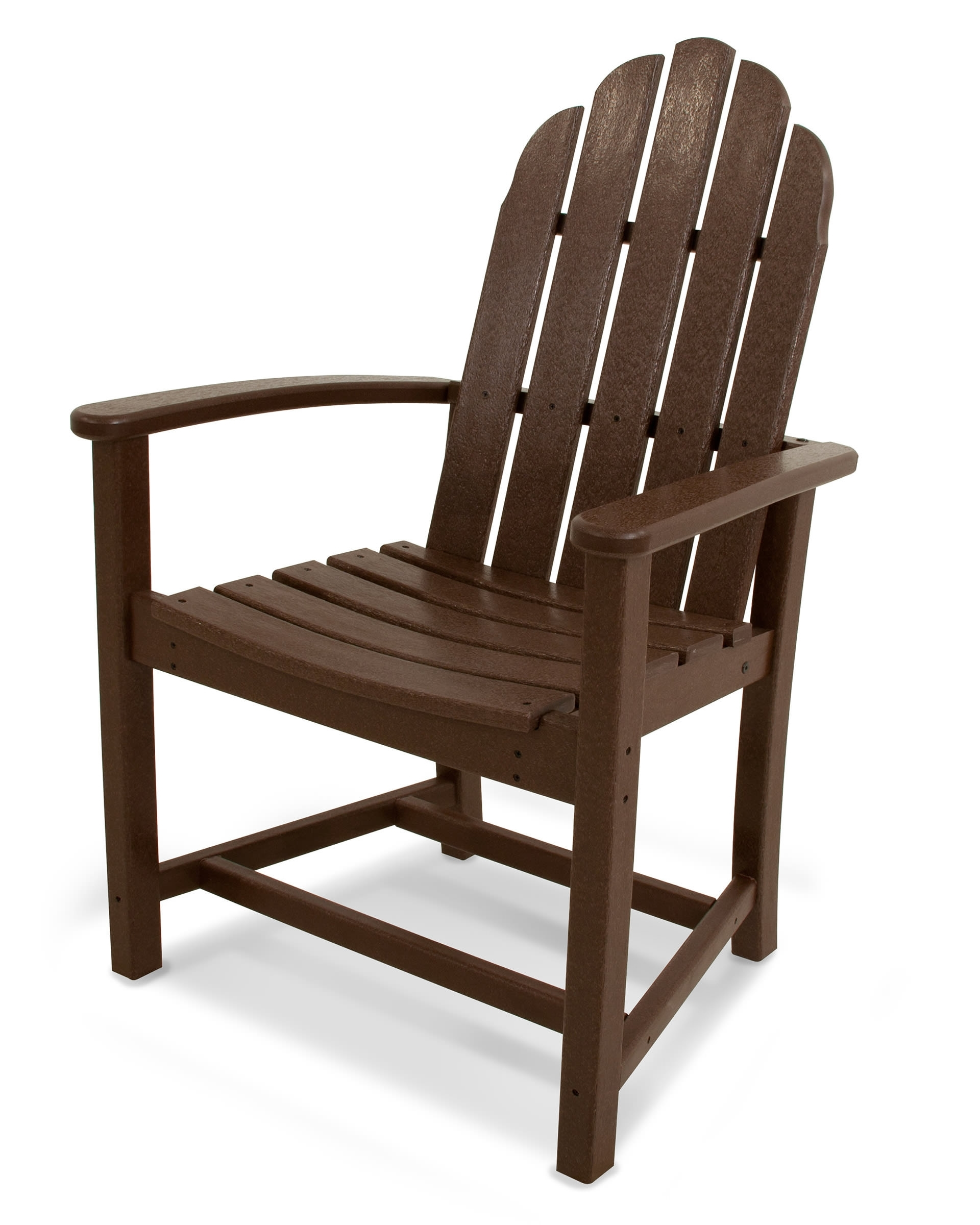 Plastic Patio Rocking Chairs Inside 2019 Polywood Classic Adirondack 7 Piece Dining Set – Classic Adirondack (View 7 of 20)