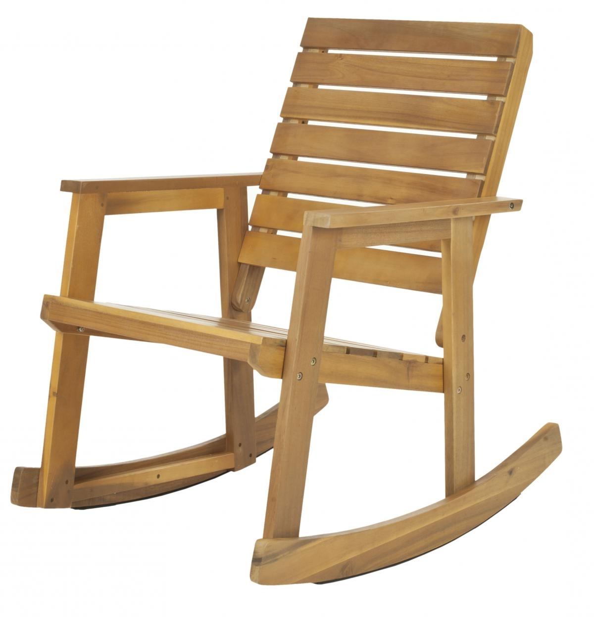 Popular Rocking Chairs At Sam's Club Within Fox6702b Outdoor Rocking Chairs, Rocking Chairs – Furnituresafavieh (View 3 of 20)