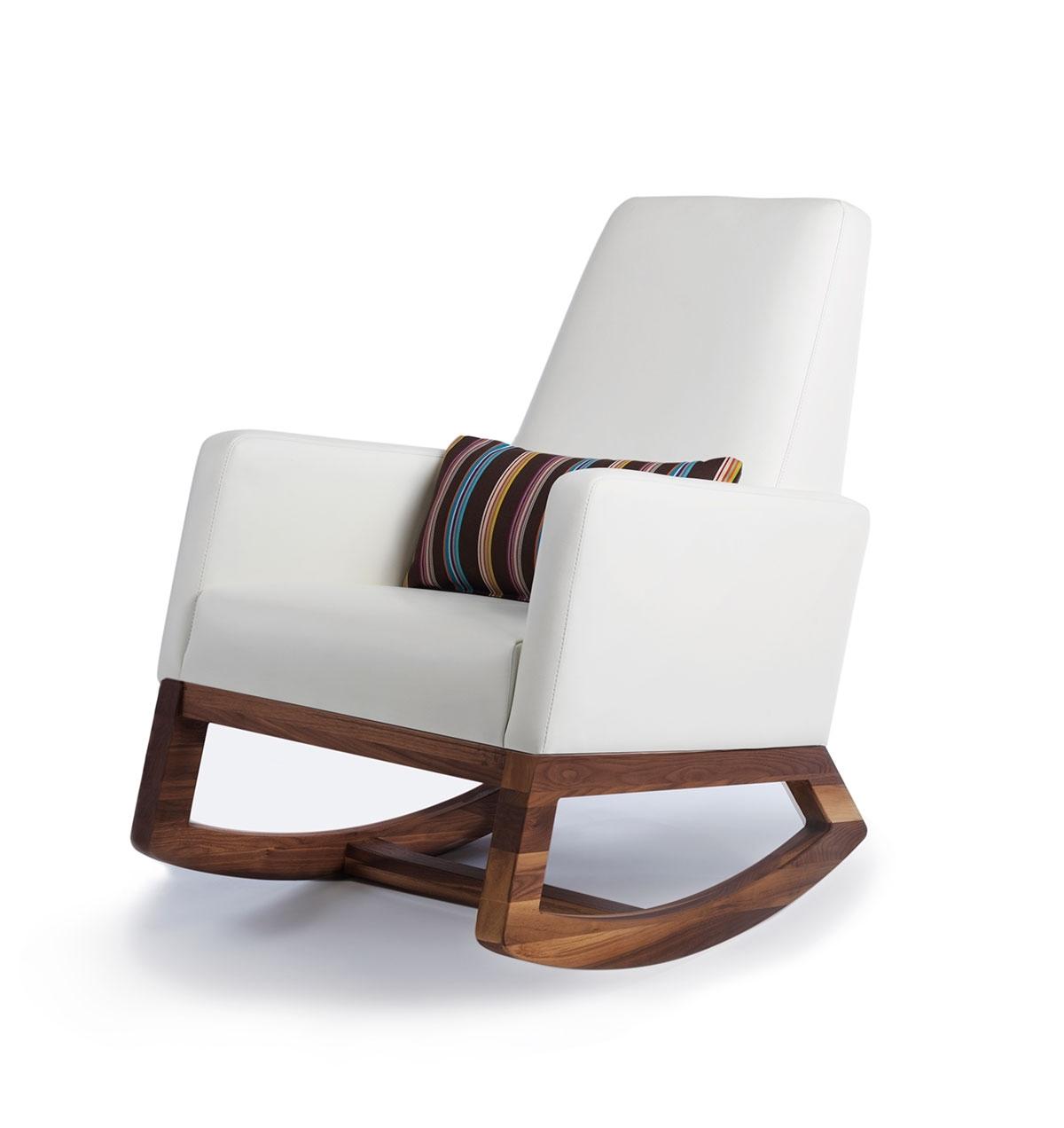 Popular Rocking Chairs For Nursing Pertaining To Nursing Chairs – Nursery Furniture – Huggle (View 10 of 20)