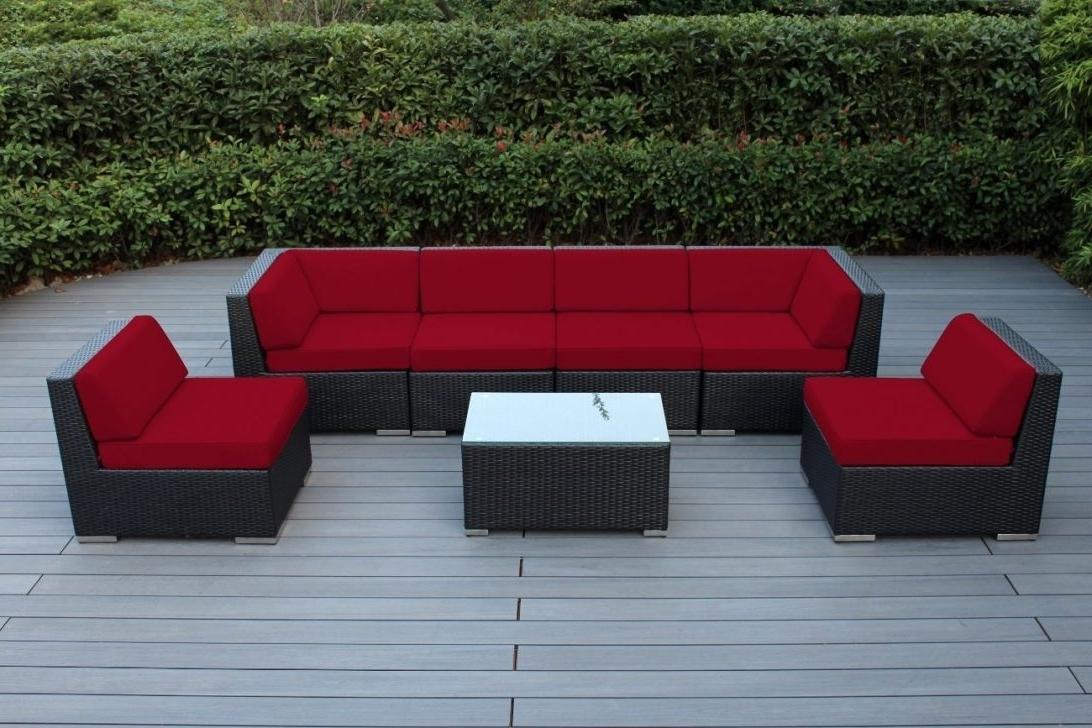 Popular Wayfair Outdoor Patio Conversation Sets Regarding Wayfair Rattan Dining Chairs Set Outdoor Wicker – Awesome Home (View 5 of 20)