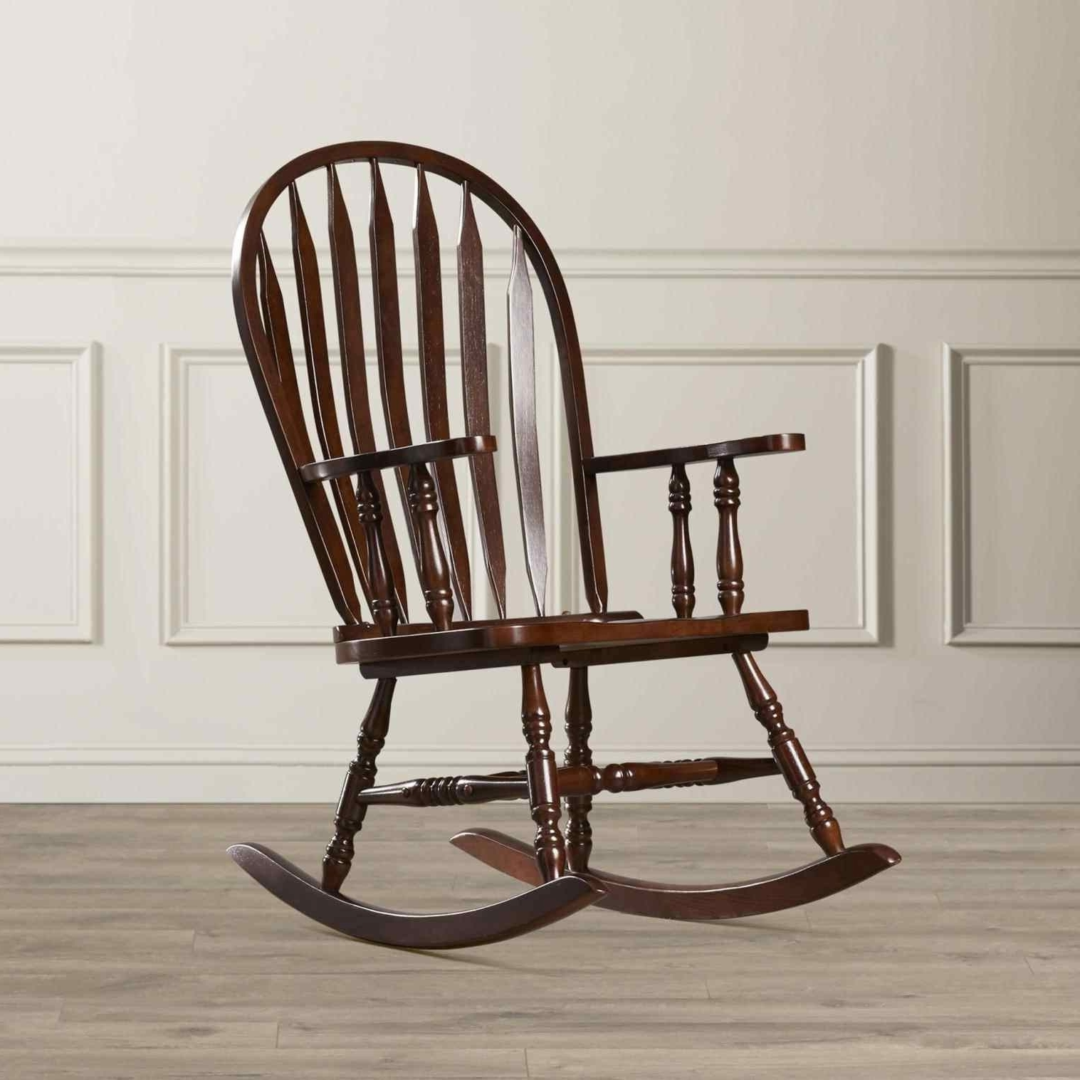 Featured Photo of Rocking Chairs At Wayfair
