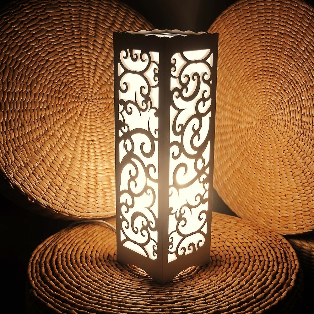 Popular Wood Table Lamps For Living Room Intended For Rustic Table Lamps Ideas — Eflyg Beds (View 19 of 20)