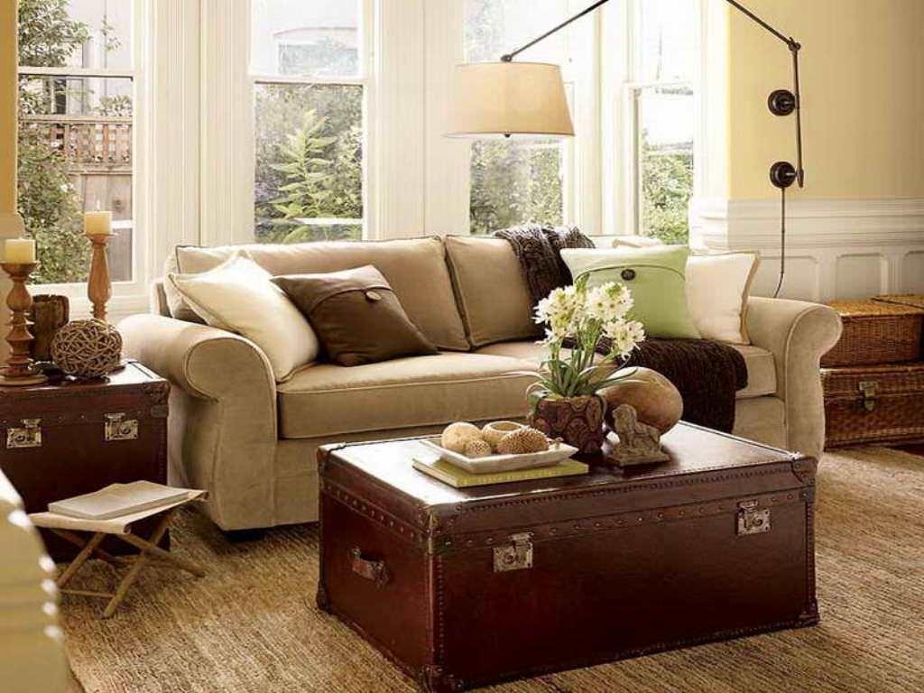 Pottery Barn Table Lamps For Living Room Pertaining To Most Popular Pottery Barn Living Room Lighting (View 9 of 20)