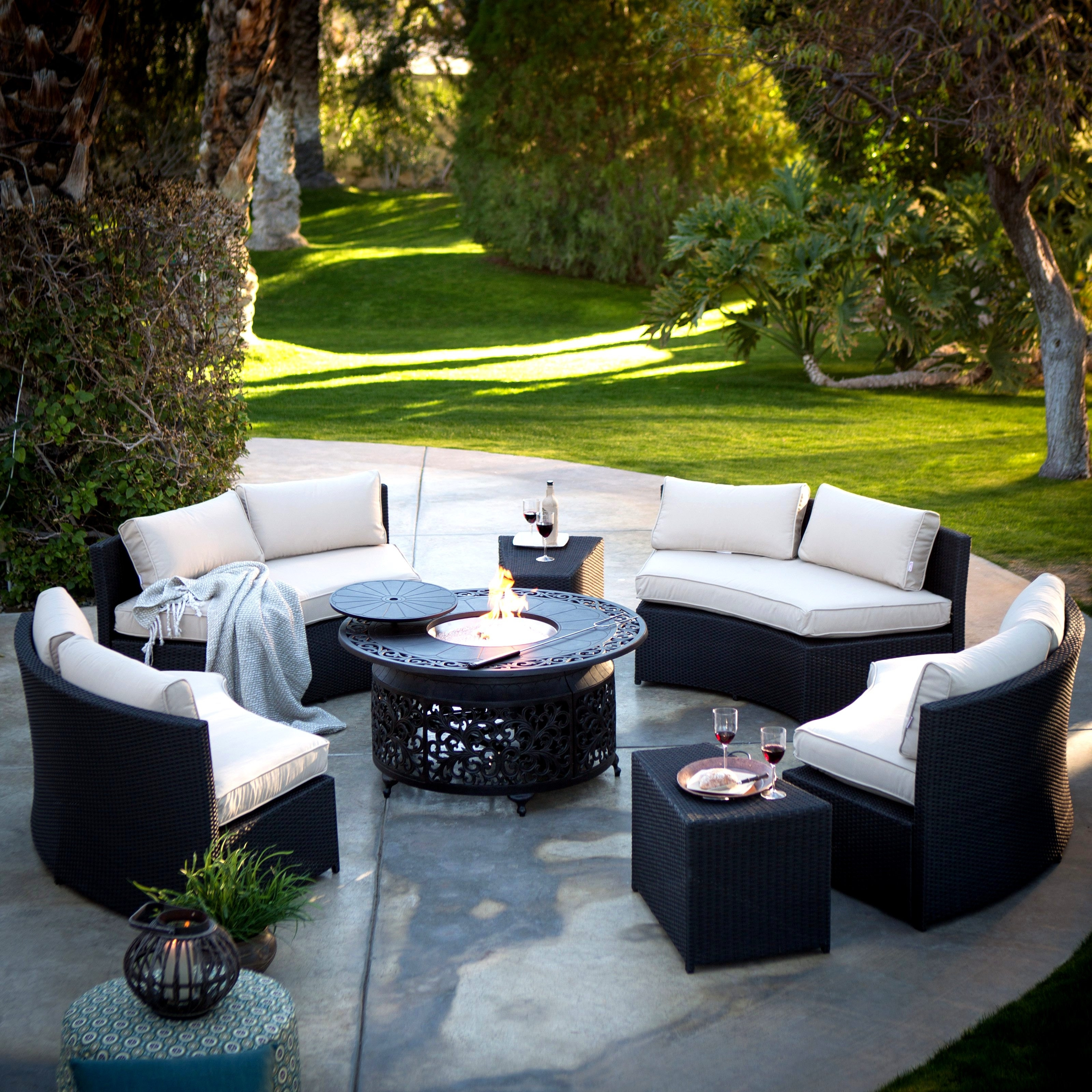 Preferred Outdoor Patio Furniture Conversation Sets With Regard To 30 Luxury Patio Conversation Sets Clearance Scheme – Onionskeen (View 17 of 20)