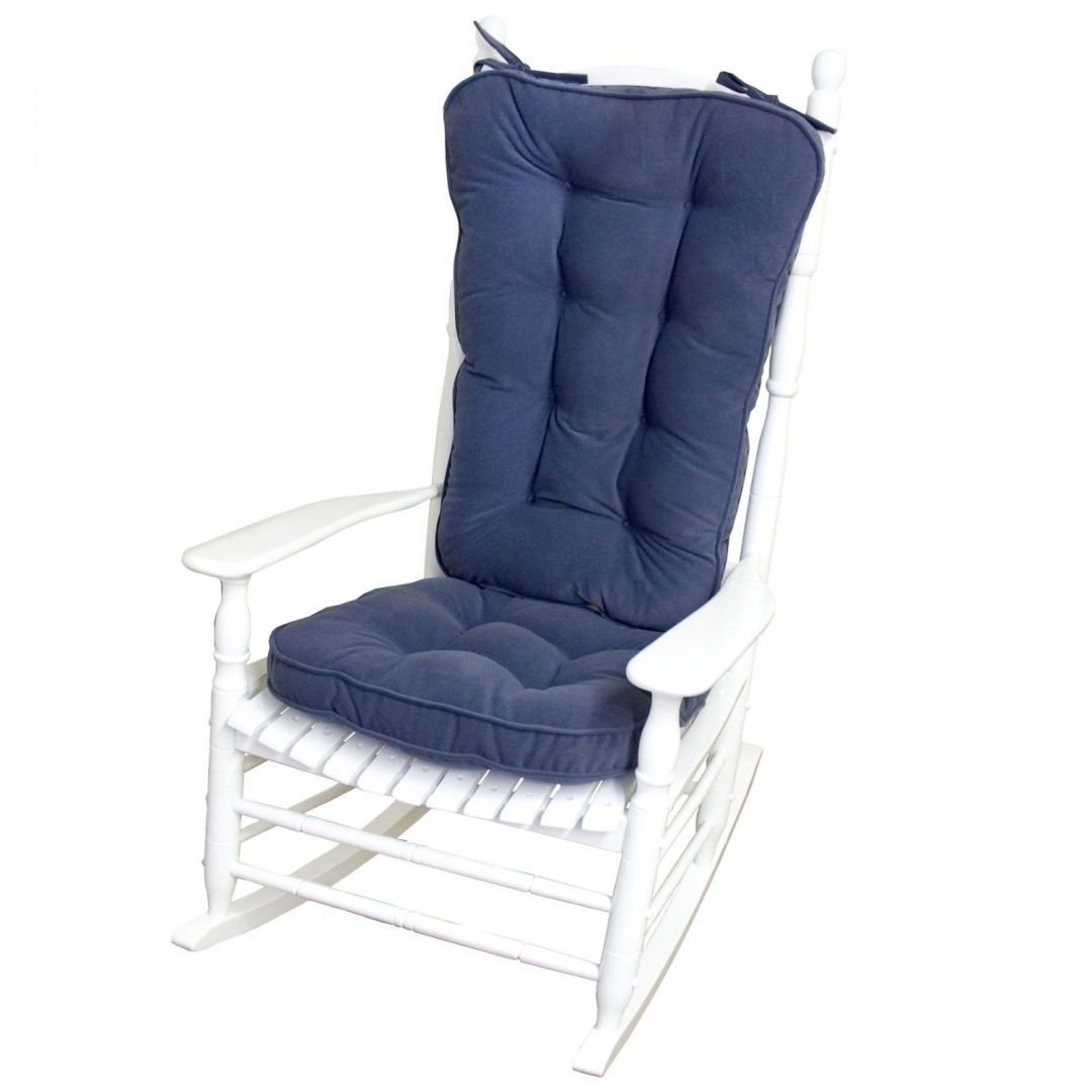 Preferred Outdoor Rocking Chairs With Cushions With Regard To Enchanted Outdoor Rocking Chair Cushions Home Furniture On Home (View 15 of 20)