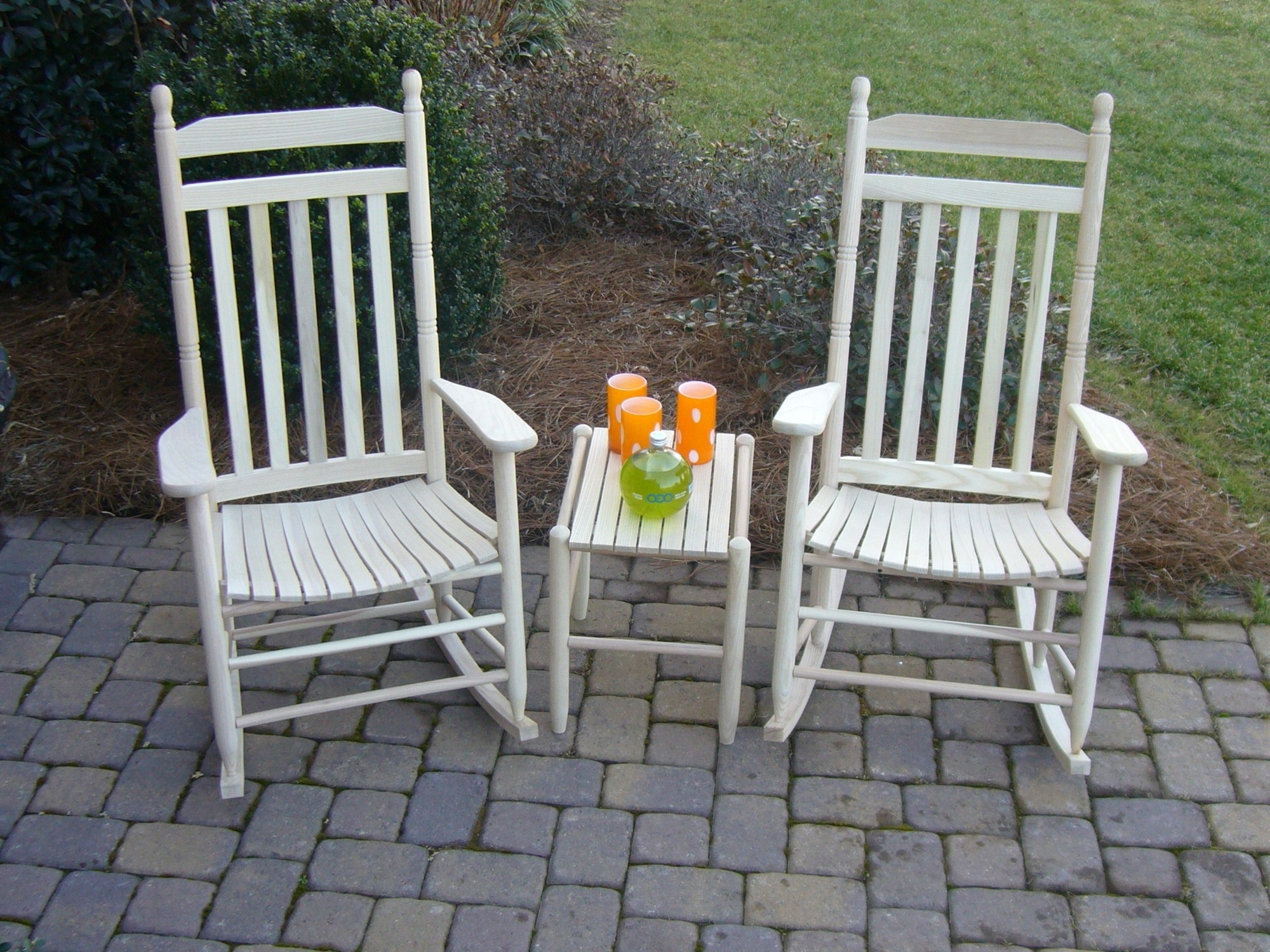 Preferred Outdoor Rocking Chairs With Table Throughout Extraordinary Porch Table And Chairs Inspirational Furniture Outdoor (View 15 of 20)