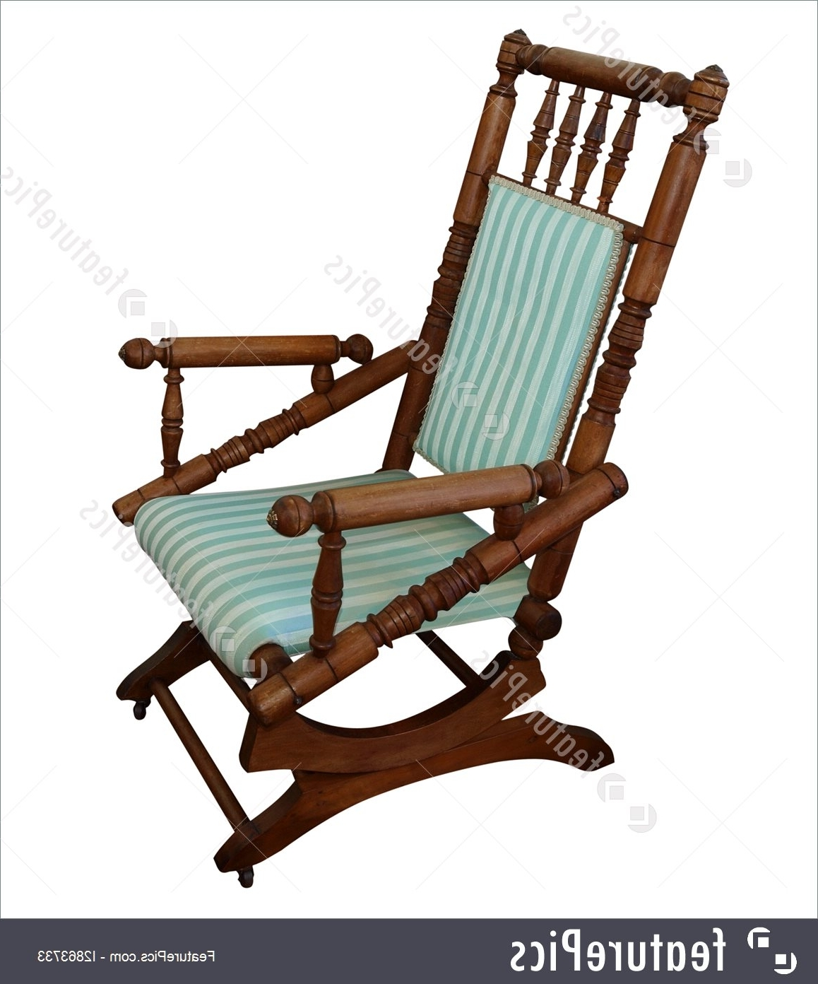 Preferred Picture Of Antique Rocking Chair For Antique Rocking Chairs (View 16 of 20)