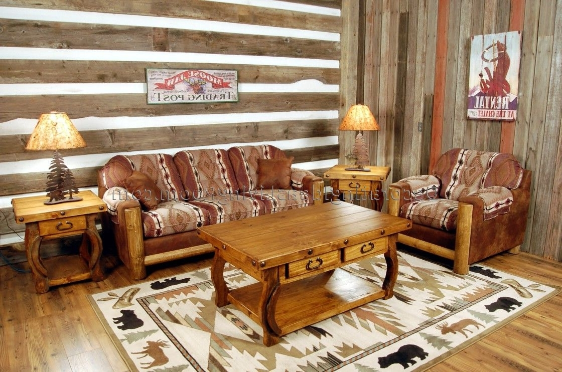 Preferred Primitive Living Room Table Lamps In Living Room : Inspiring Primitive Living Room Furniture With Wooden (View 18 of 20)