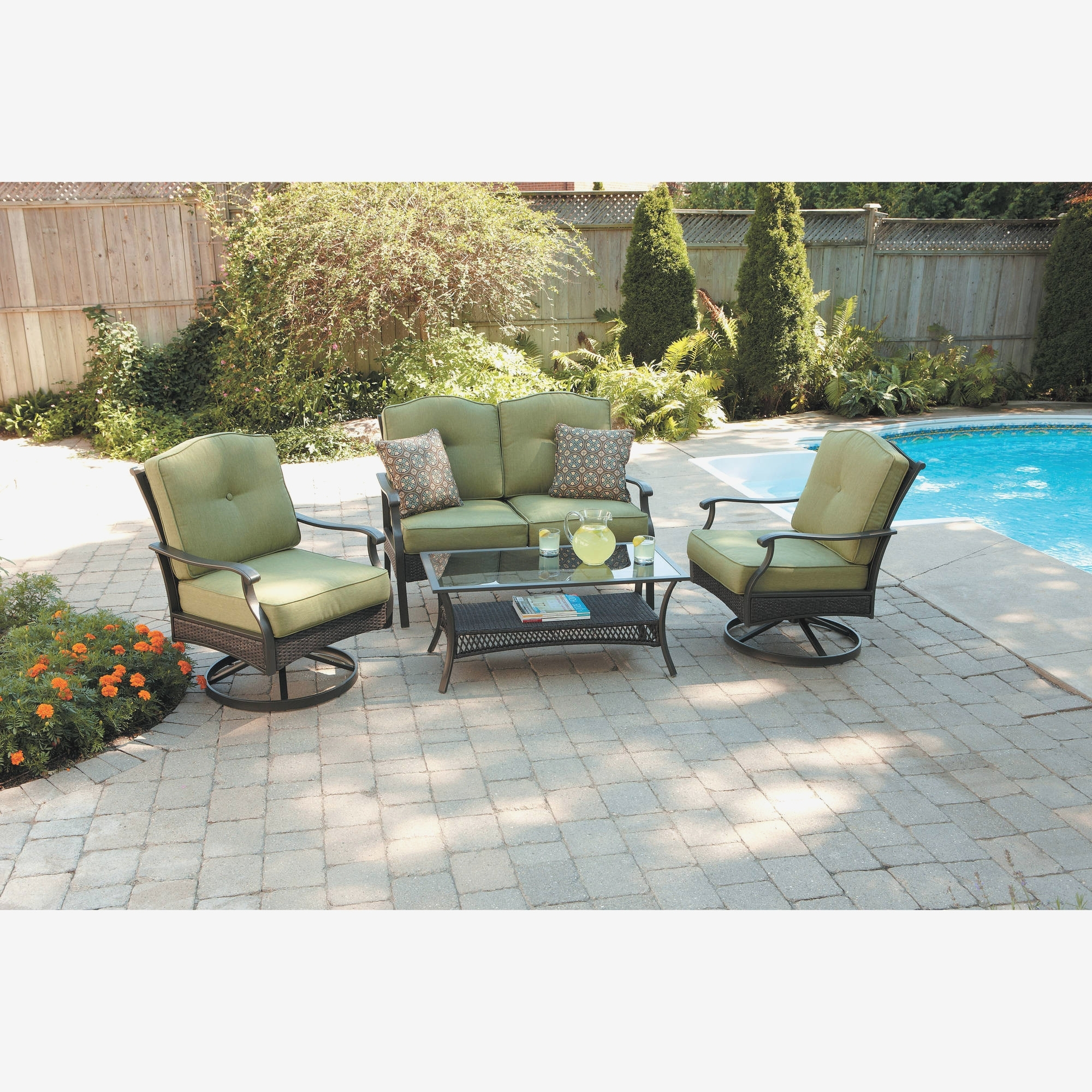 Preferred Sears Patio Furniture Conversation Sets Regarding Sears High Top Patio Furniture Awesome Sears Patio Swing Luxury (View 10 of 20)
