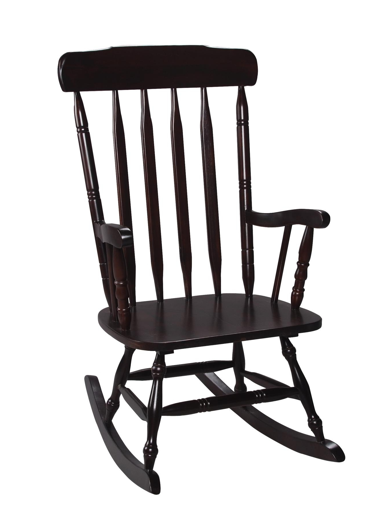 Preferred Surprising Black Rocking Chair On Famous Chair Designs With With Black Rocking Chairs (View 16 of 20)