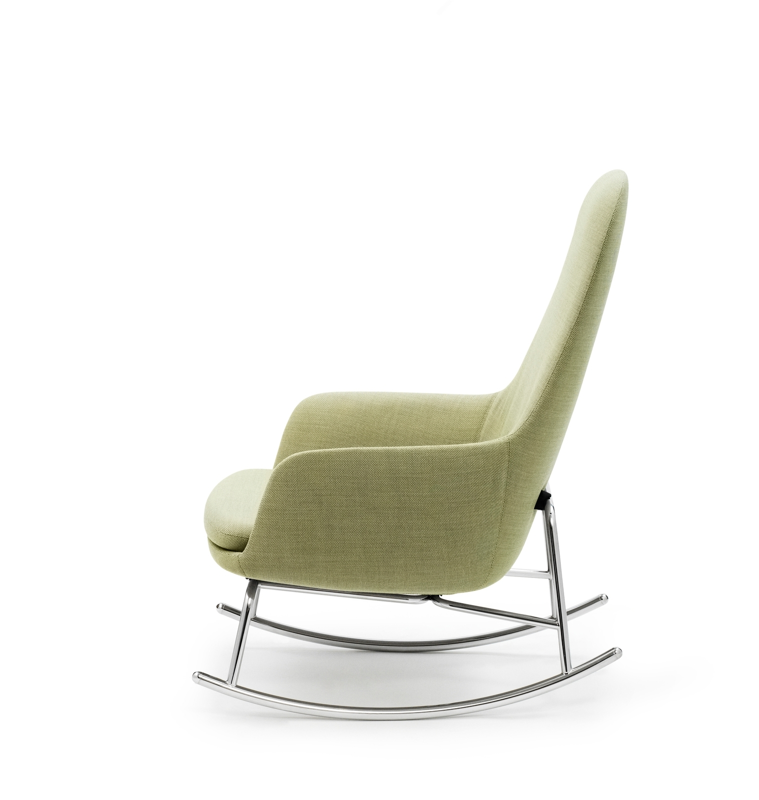 Preferred Xl Rocking Chairs Within Normann Copenhagen Era Rocking Chair (View 13 of 20)