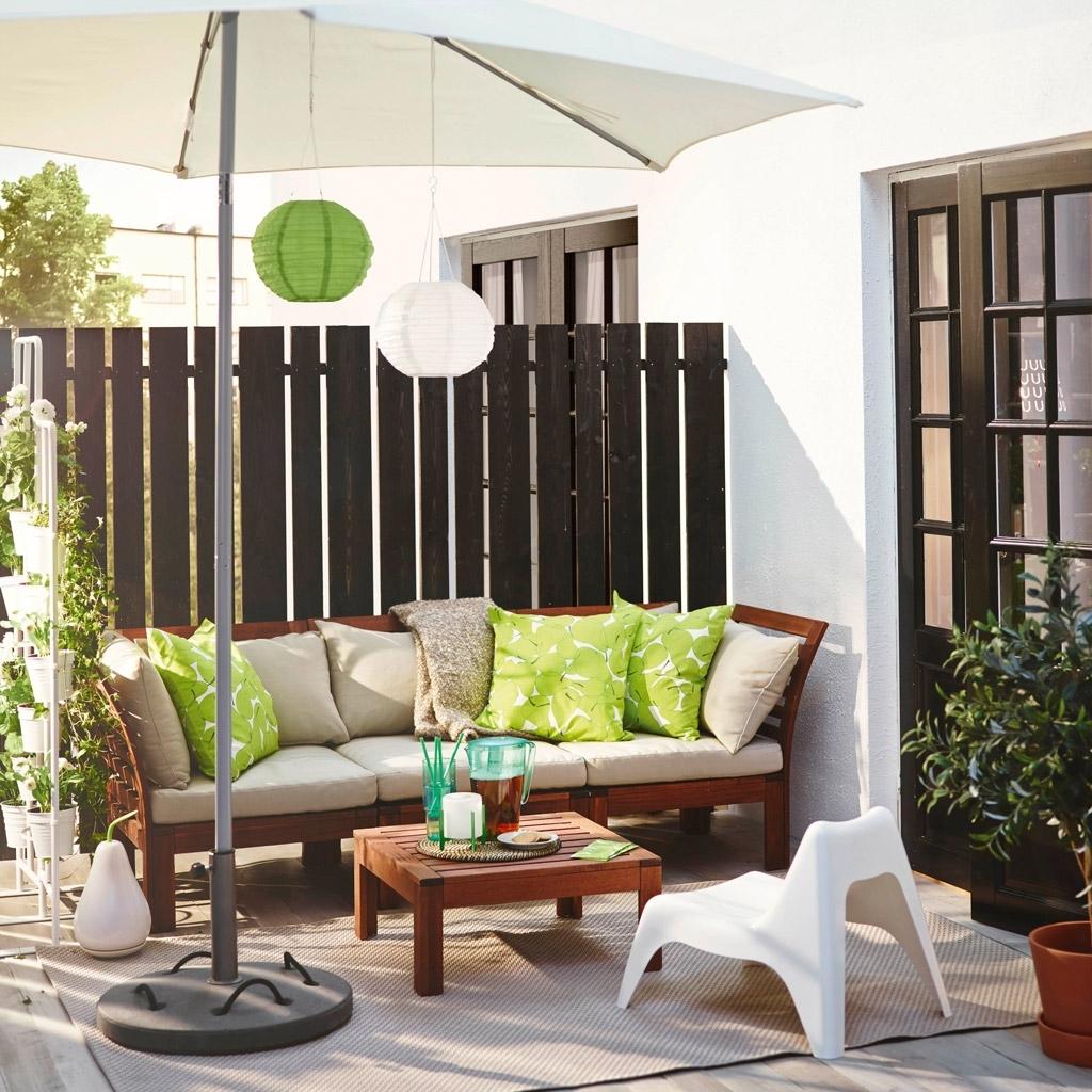 Recent Cozy Outdoor Furniture Ikea (View 19 of 20)