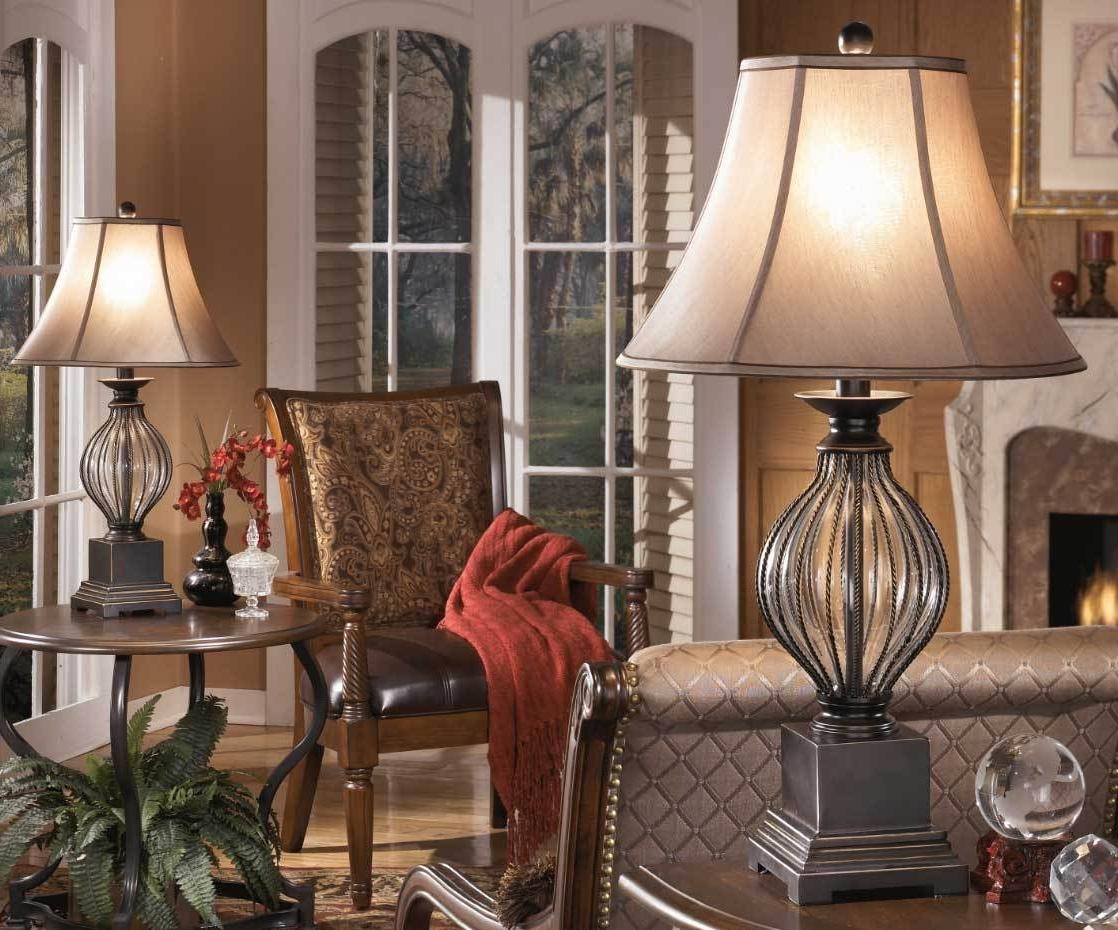 Recent Elegant Living Room Table Lamps Throughout Traditional Living Room Table Lamps Modern House, Elegant Living (View 12 of 20)
