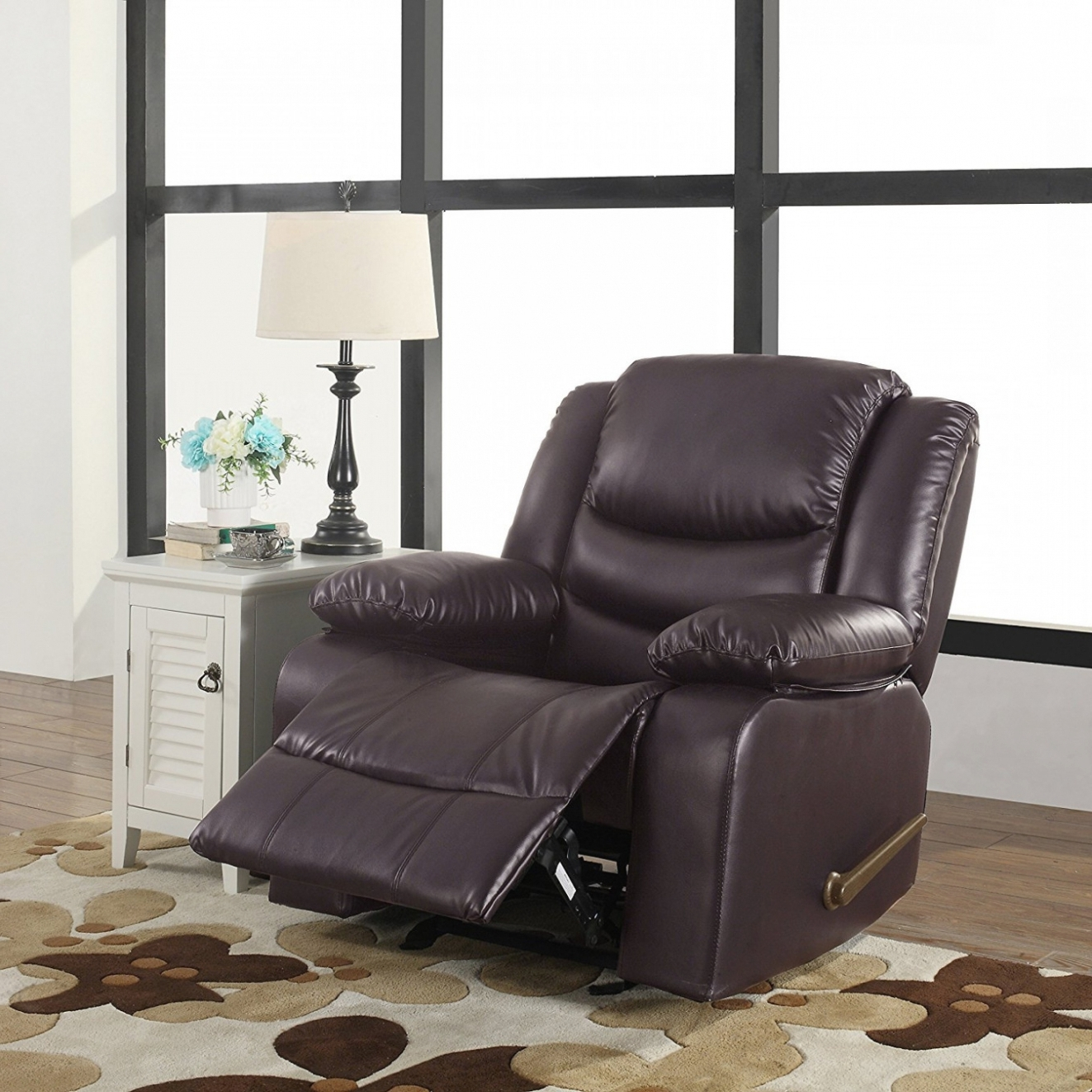 Recent Living Room: Lane Dudley Leather Rocker Recliner Sam S Club With In Rocking Chairs At Sam's Club (View 13 of 20)
