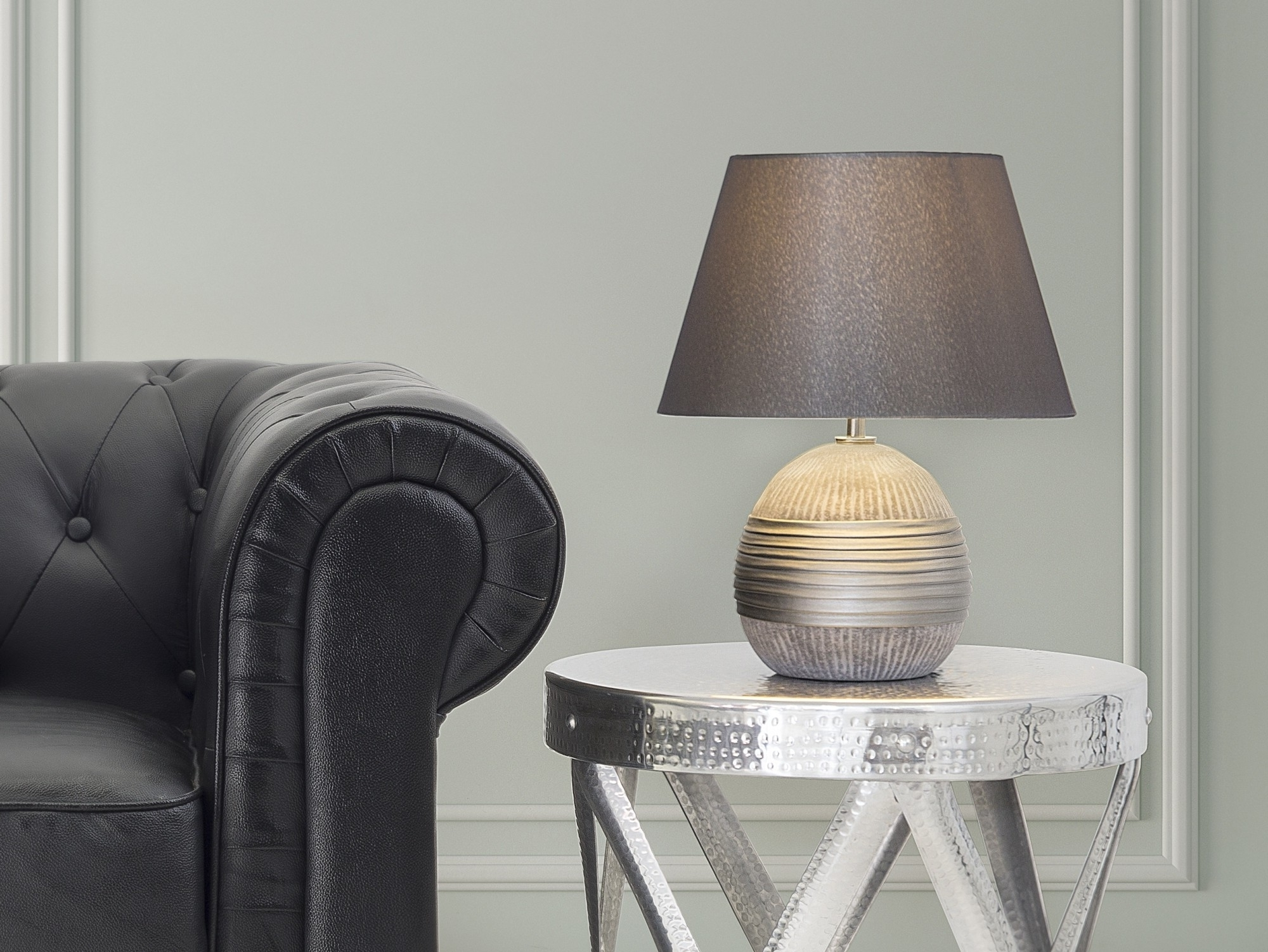 Recent Wrought Iron Living Room Table Lamps For Living Room Table Lamps Designer Table Lamps Living Room Silver (View 15 of 20)