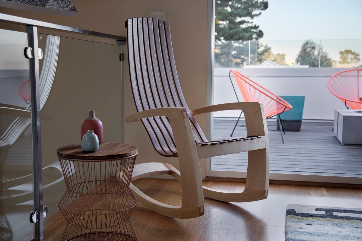 Rocking Chair I Modern Rocking Chair Ioutdoor Rocking Chair – Youtube With Regard To Well Known Rocking Chairs Adelaide (View 11 of 20)