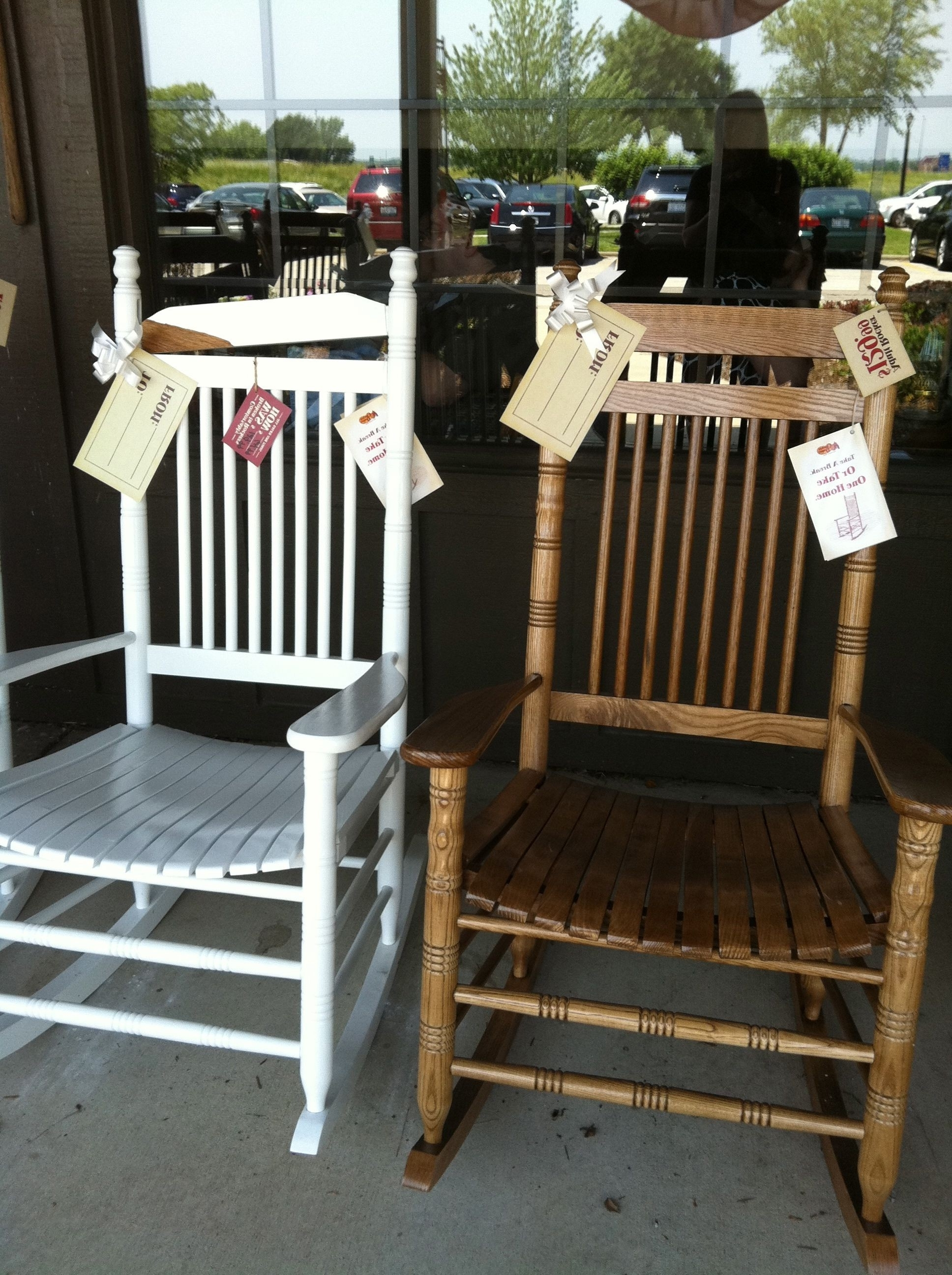 Rocking Chairs At Cracker Barrel In Most Popular Beautiful Rocking Chairs At Cracker Barrel – Aleadecor (View 9 of 20)