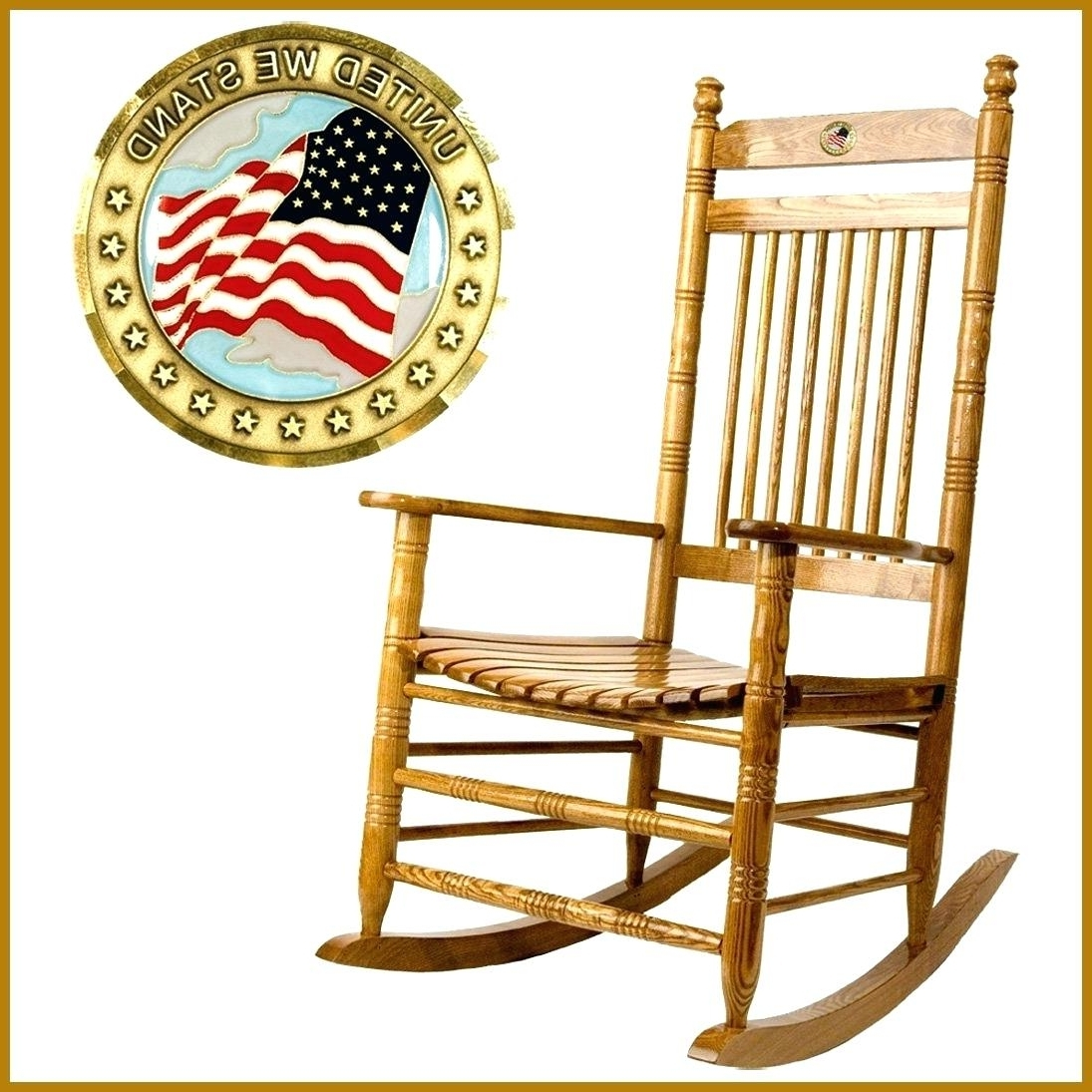 Rocking Chairs At Cracker Barrel Throughout Current Cracker Barrel Rocking Chair Cushions Covers For Sale Rocker Pads – (View 14 of 20)