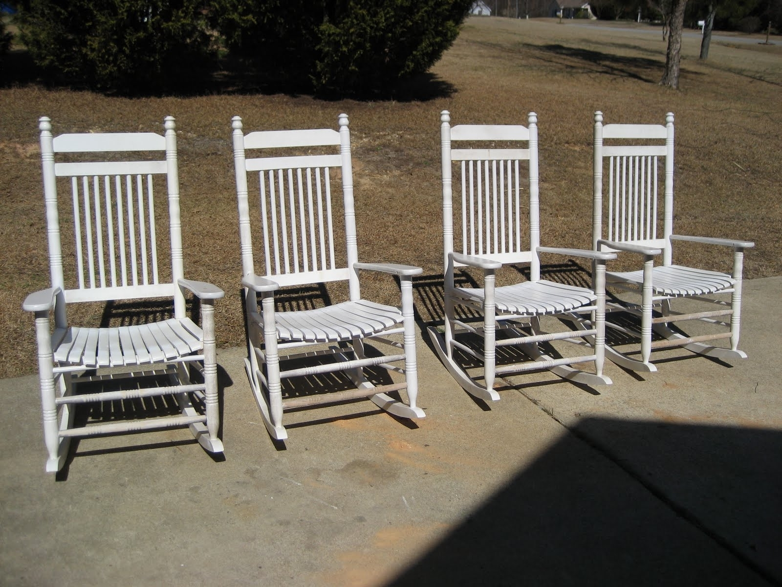 Rocking Chairs At Cracker Barrel With Recent Garden & Patio Furniture : Cracker Barrel Rocking Chair Barrel (View 11 of 20)