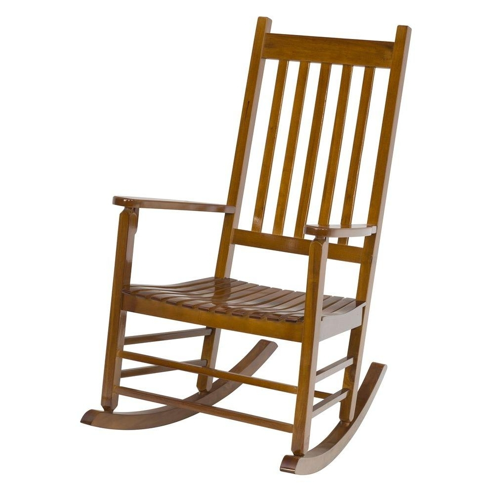 Rocking Chairs At Home Depot Regarding Most Current Jack Post – Rocking Chairs – Patio Chairs – The Home Depot (View 13 of 20)