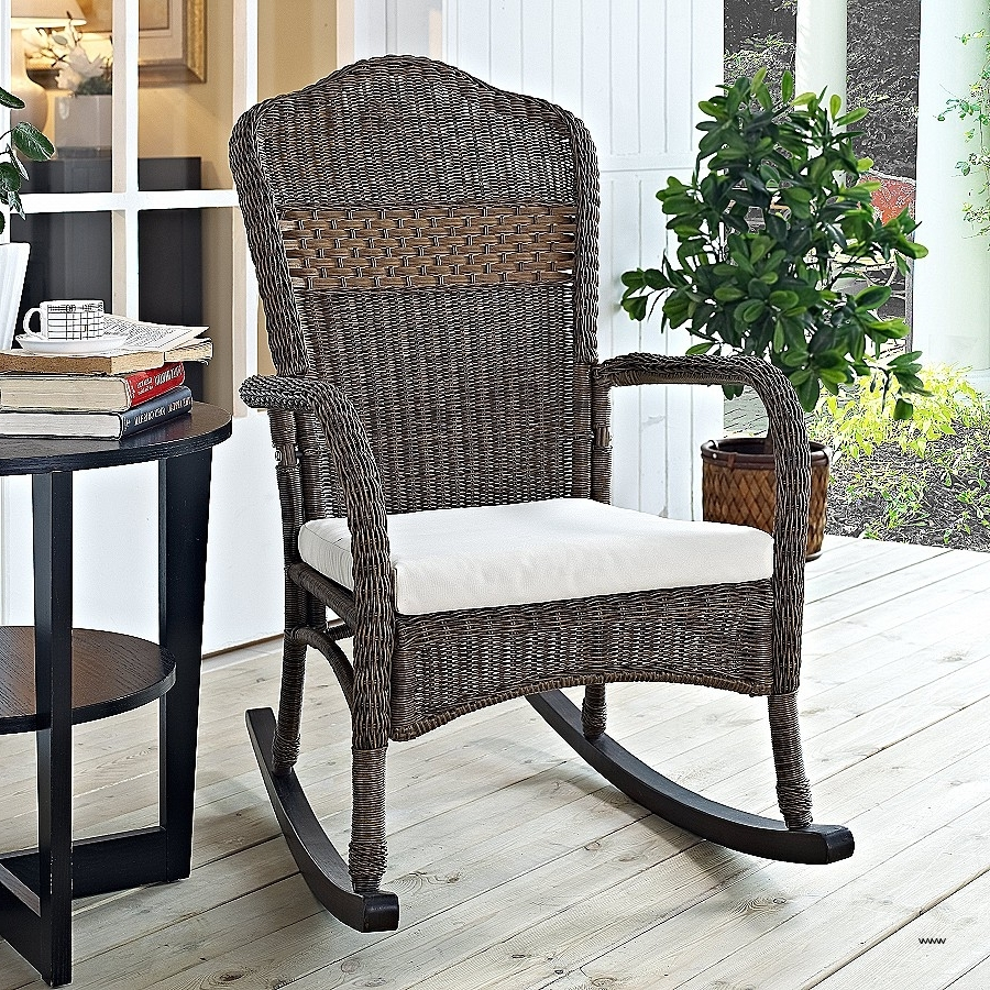 Rocking Chairs At Lowes Inside Most Recent Fresh Swivel Patio Chairs Lowes – A1ofchicago (View 18 of 20)