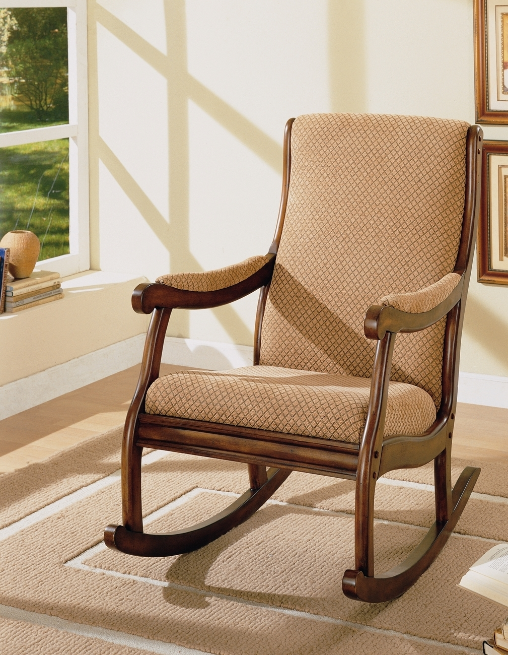 Rocking Chairs At Wayfair In 2018 Williams Import Co (View 13 of 20)