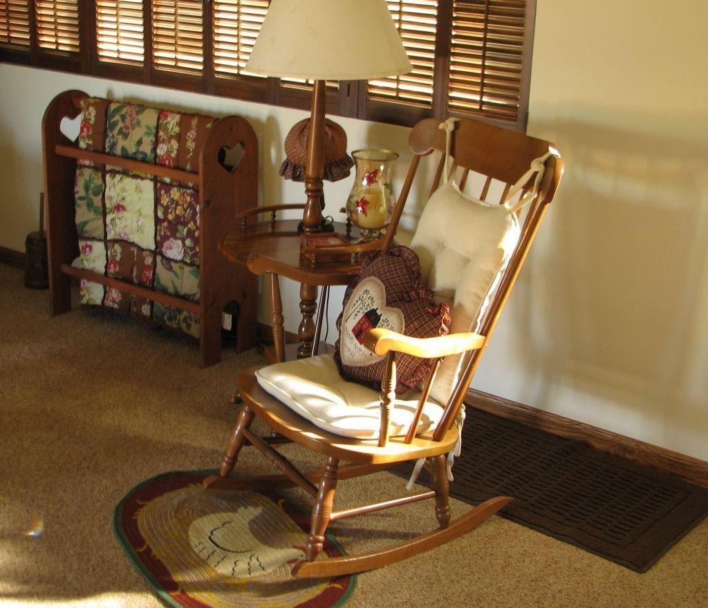 Rocking Chairs For Living Room Within Well Liked Living Room Rocking Chairs Brown Leather Living Room Set Small (View 18 of 20)