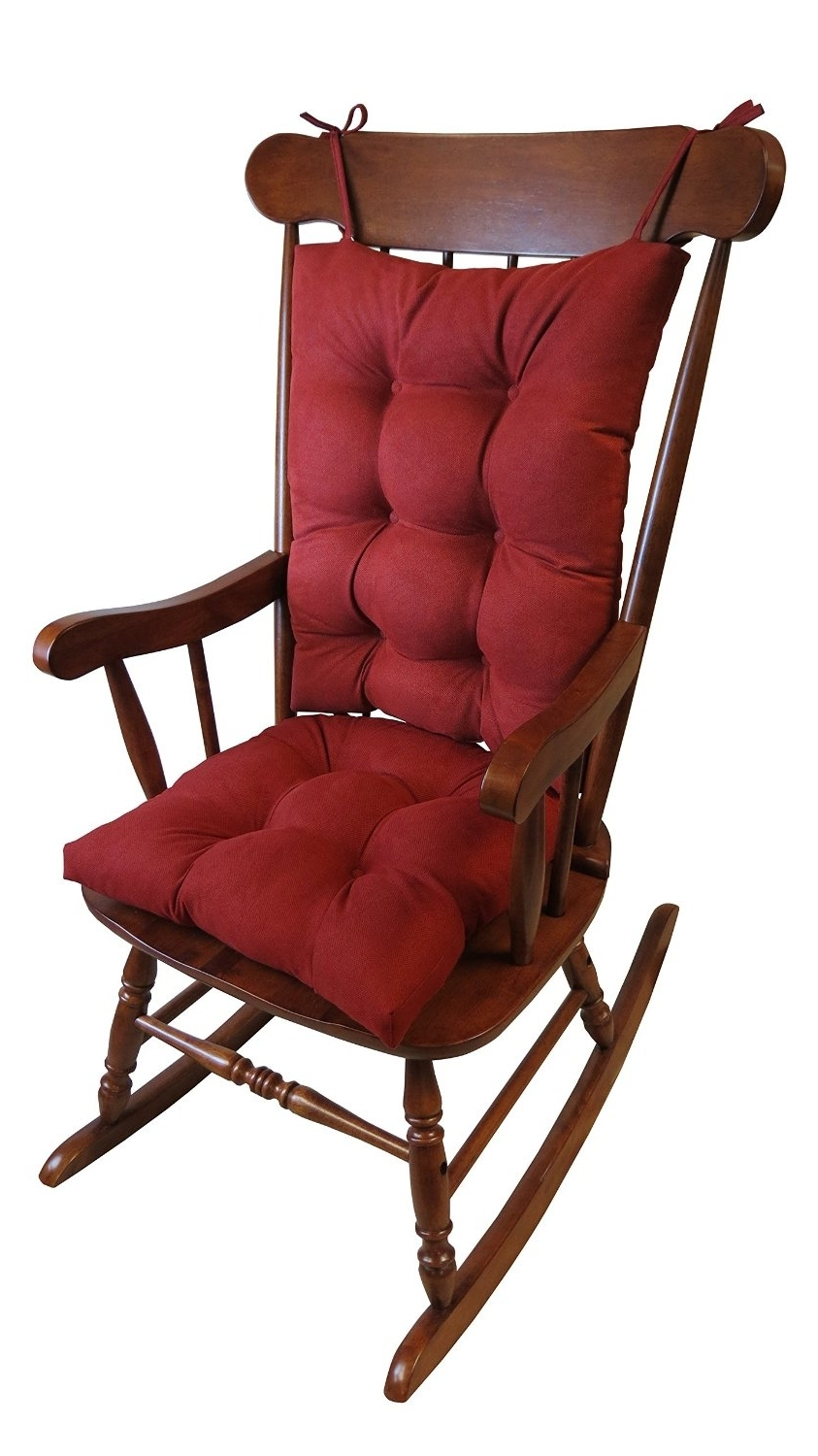 Rocking Chairs With Lumbar Support In Recent Best Rocking Chair Cushions (View 5 of 20)