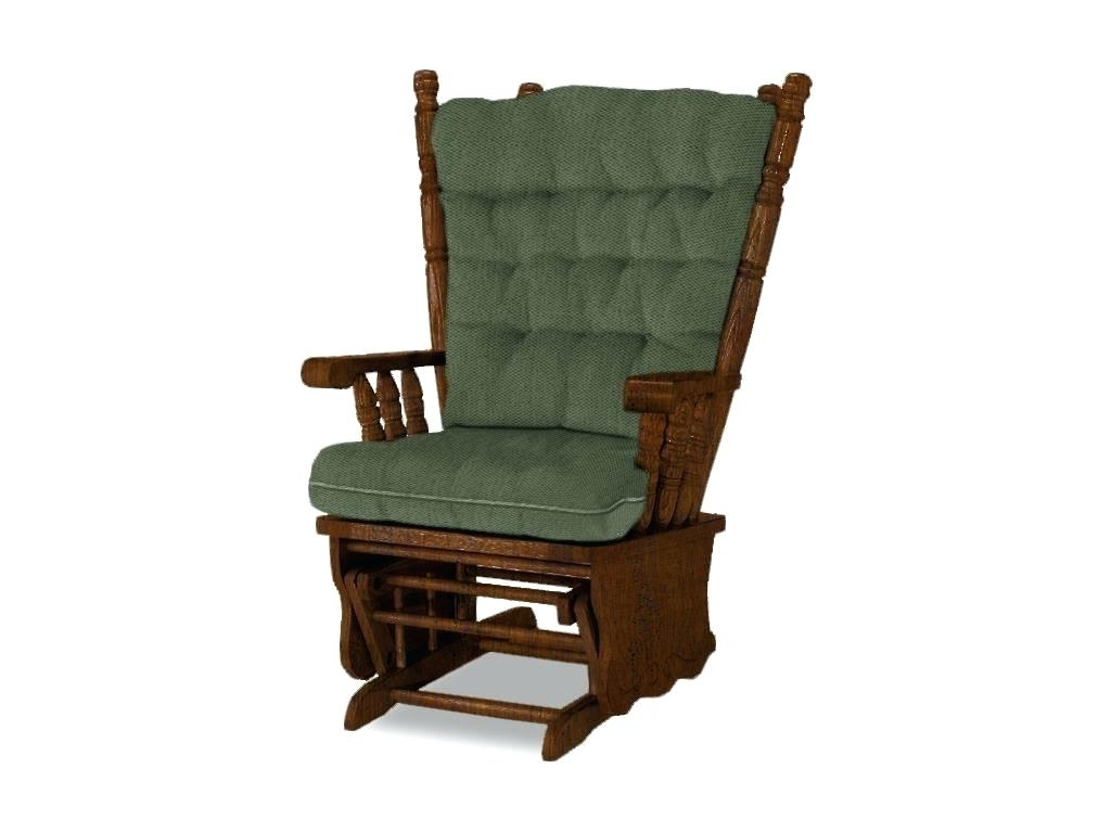 Rocking Chairs With Ottoman Within Most Recently Released Glider Rocker Chair Best Home Furnishings Glider Glider Rocker (View 14 of 20)