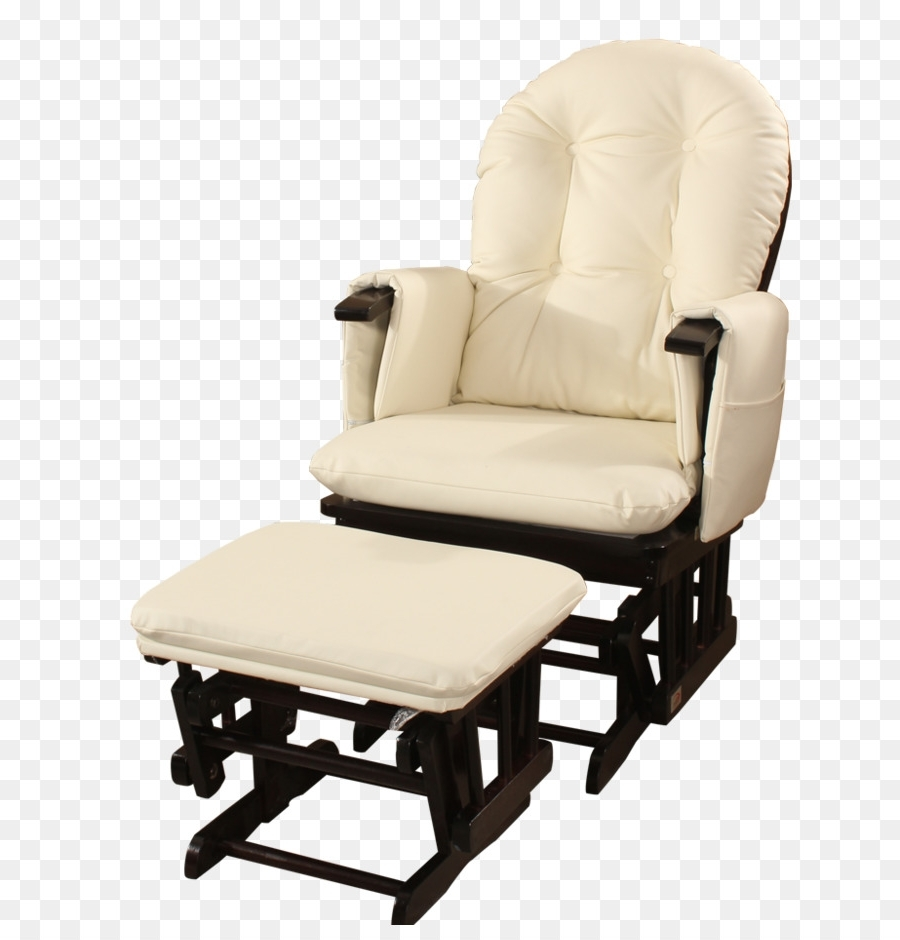 Rocking Chairs With Ottoman Within Most Recently Released Rocking Chairs Glider Foot Rests Nursing Chair – Ottoman Png (View 11 of 20)