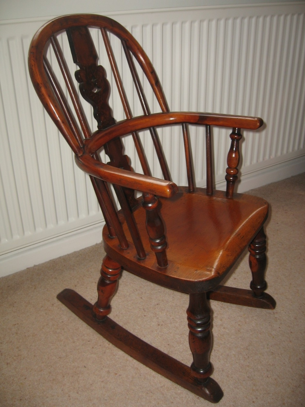 Rocking Chairs With Springs Intended For Newest Antique Rocking Chairs With Springs – Antique Rocking Chairs (View 11 of 20)