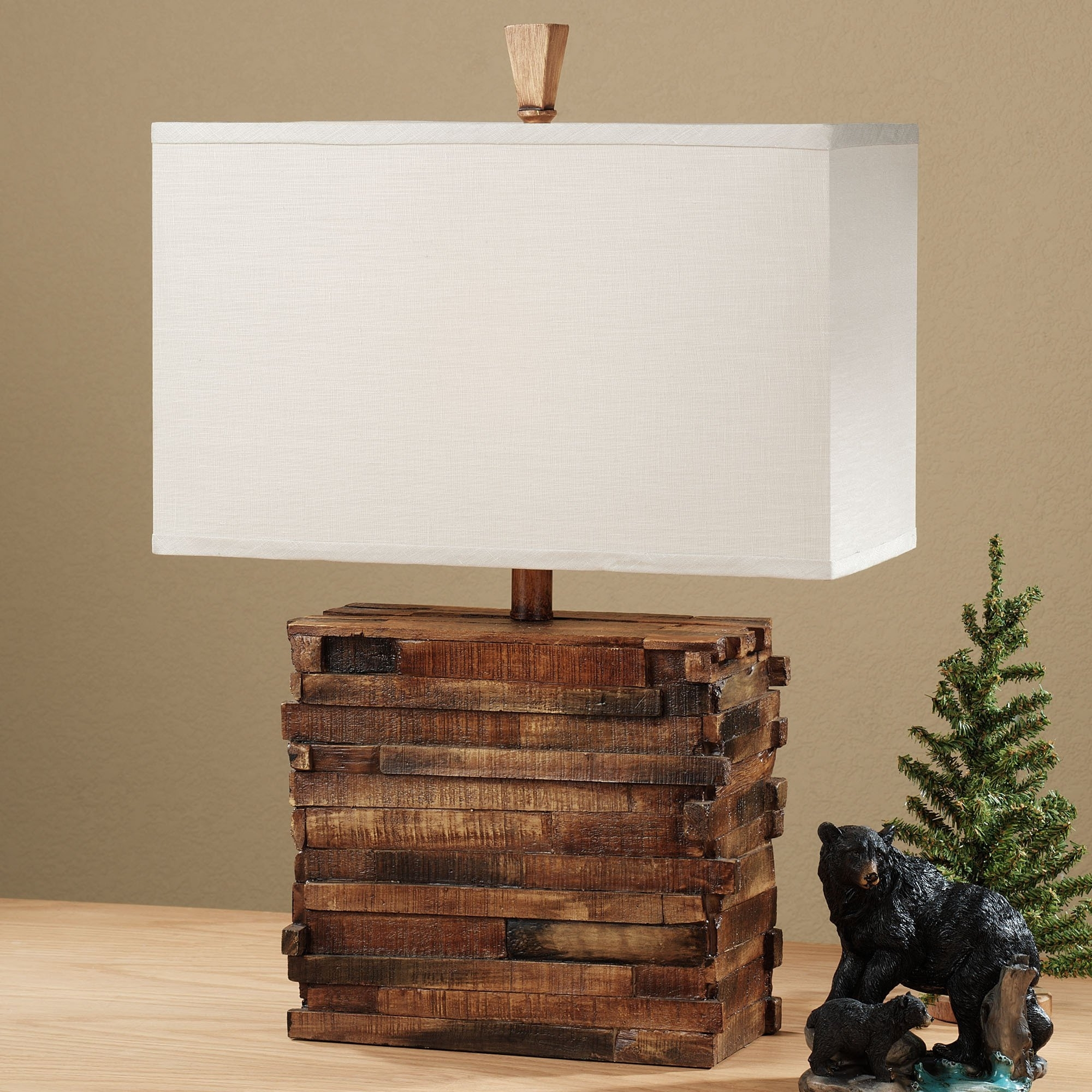 Rustic Living Room Table Lamps Intended For Most Current Rustic Living Room Table Lamps Modern House, Rustic Table Lamps (Gallery 2 of 20)