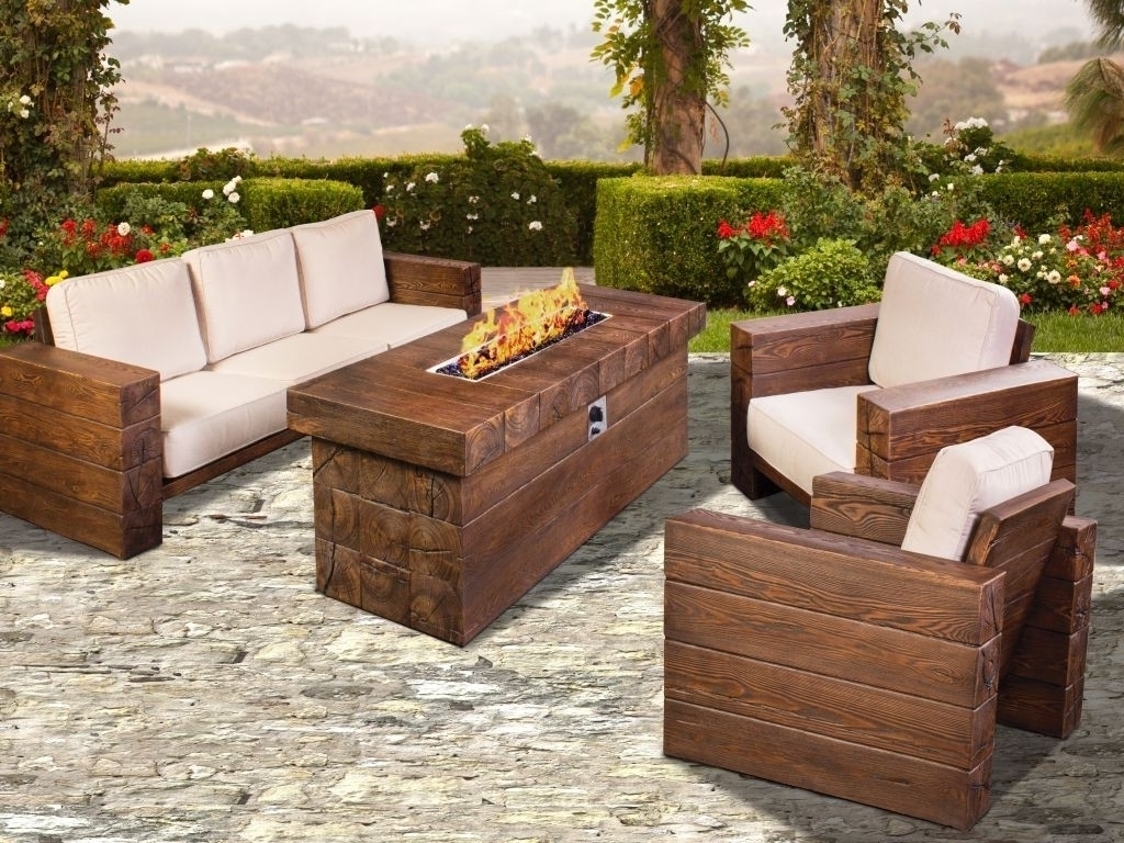 Sciclean Home Design With Most Recently Released Patio Conversation Sets With Fire Table (View 19 of 20)