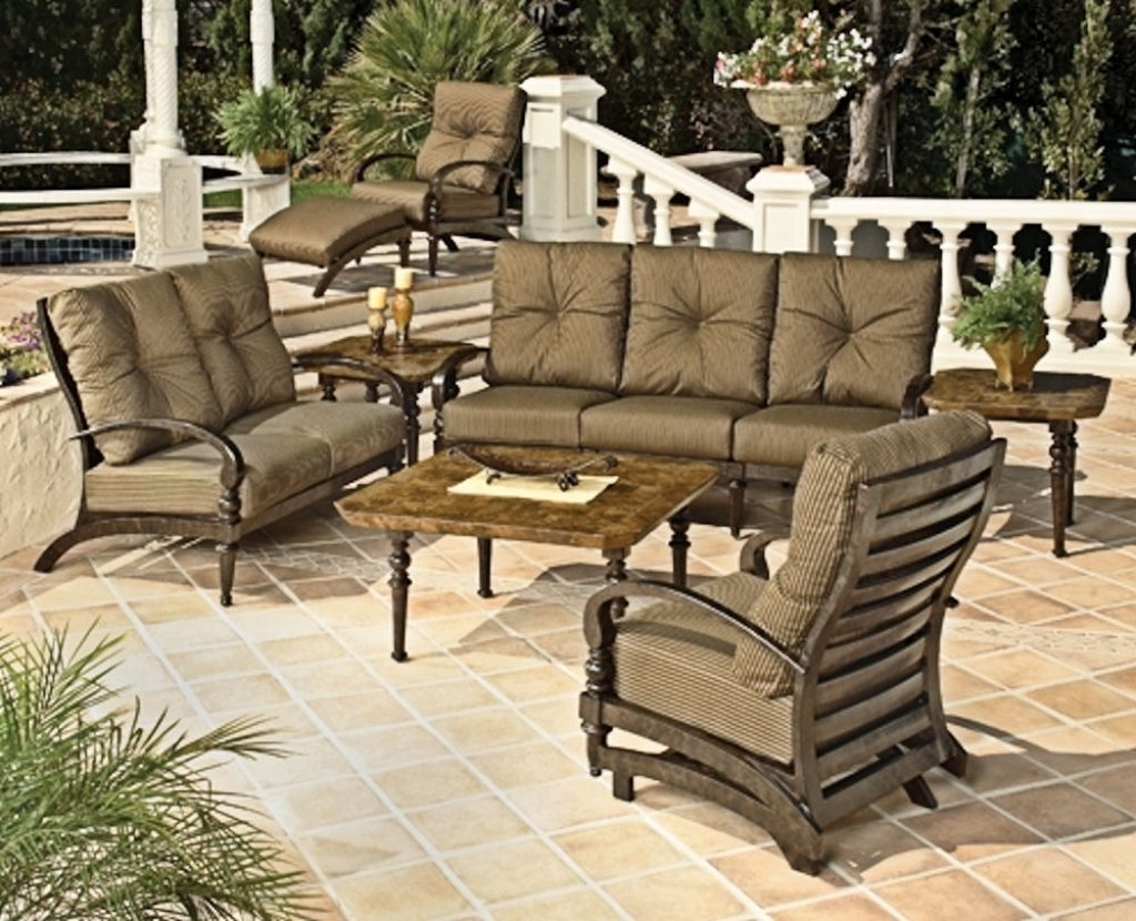 Sears Patio Furniture Conversation Sets For 2019 Sears Patio Umbrella Tags : Patio Conversation Sets Under (View 12 of 20)